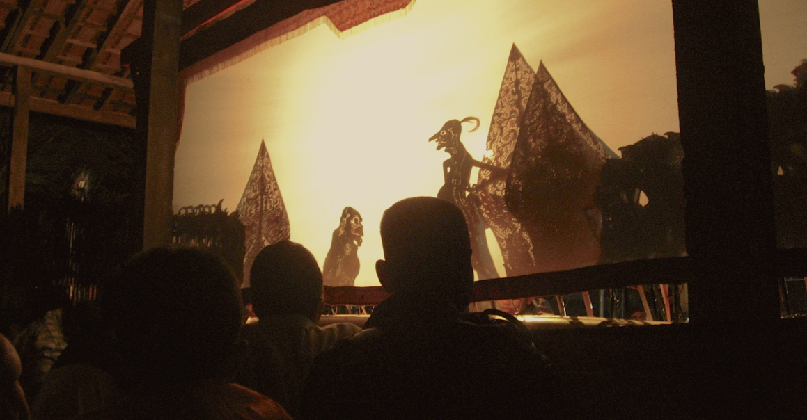 Wayang Kulit performance, Central Java, 2008 • Image: Sayaka Kanagawa