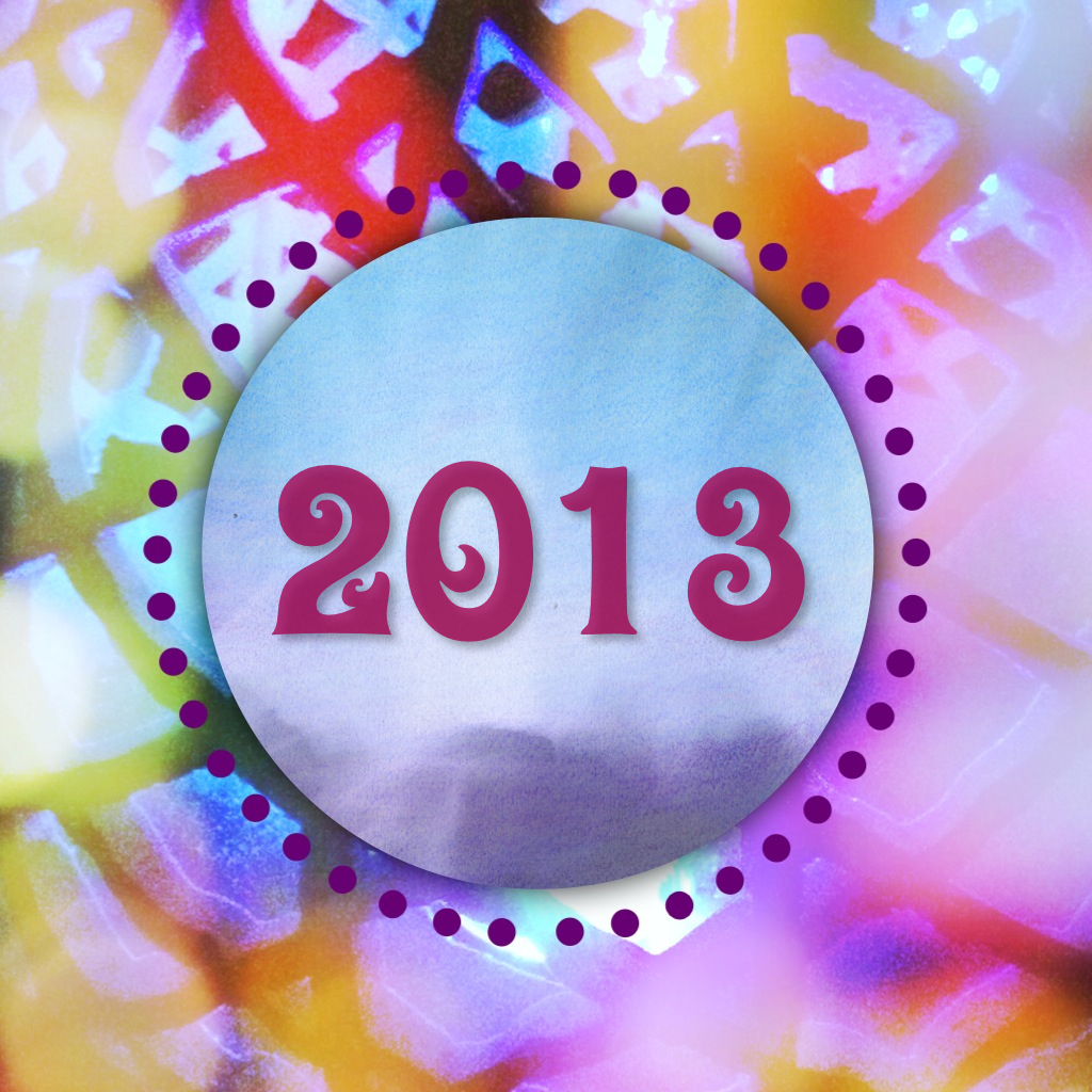 New Years 2013 Card