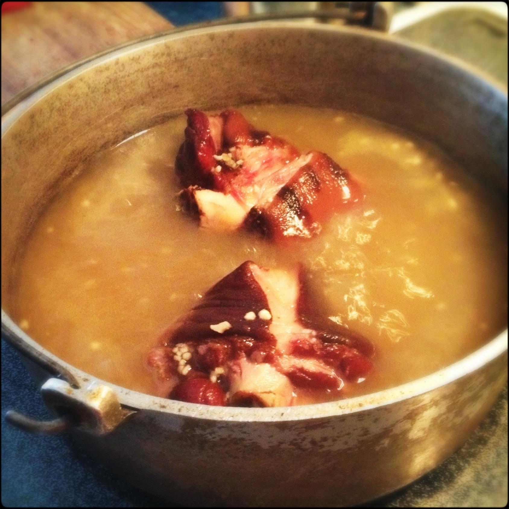 Ham Hocks for Red Beans & Rice