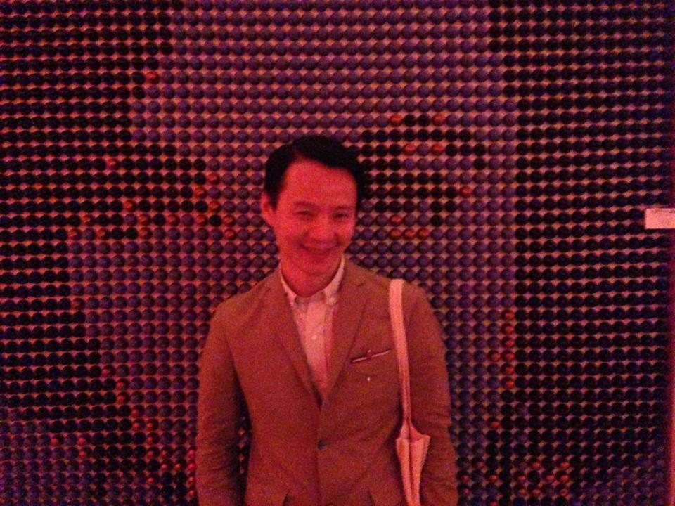 Shen Wei 沈偉 is at Art Basel too!
