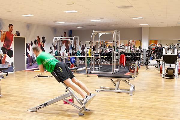 Fullutrustat. Vi har tillgång till Nordic Wellness fullutrustade gym. Ett av de bästa gymmen i Malmö.