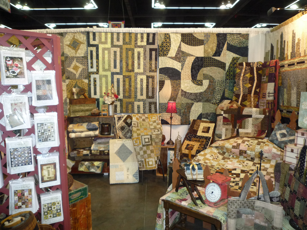 A Quilter's Dream - a plethora of great patterns to choose from!