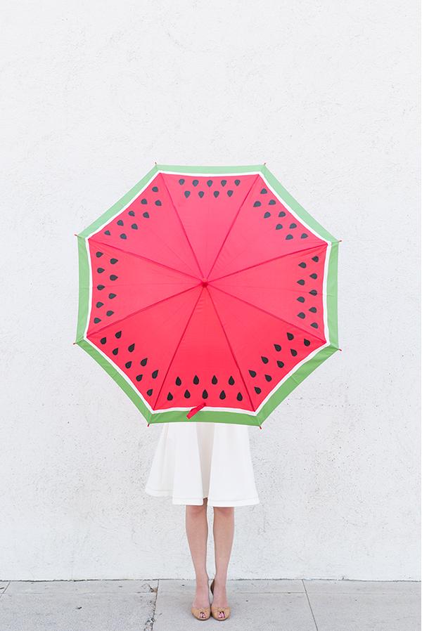 watermelon-umbrella-diy