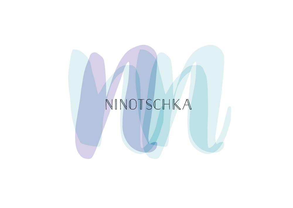 ninotschka logo design