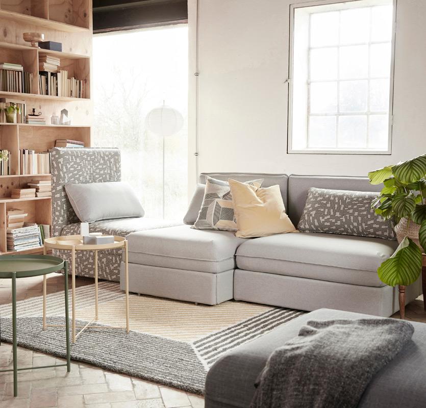 ikea sofa schlafunktion vallentuna