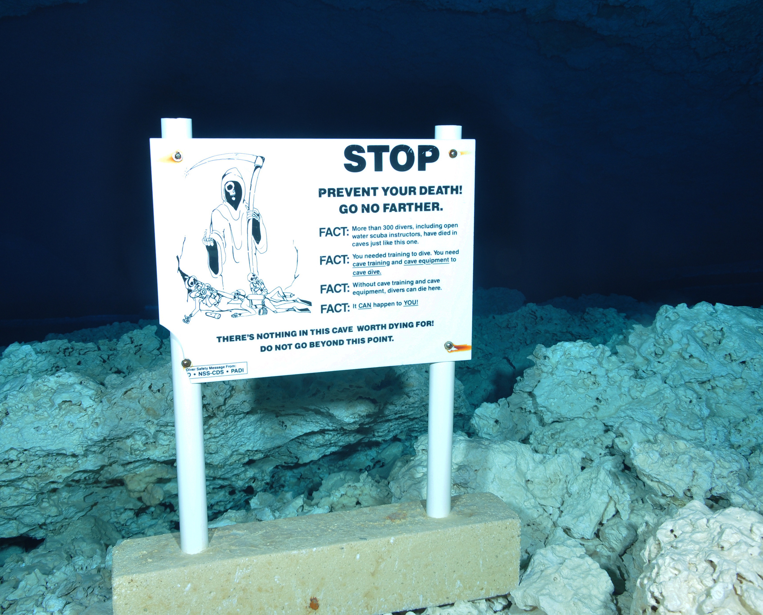 160 Mexico Cenote Diving 2012.JPG