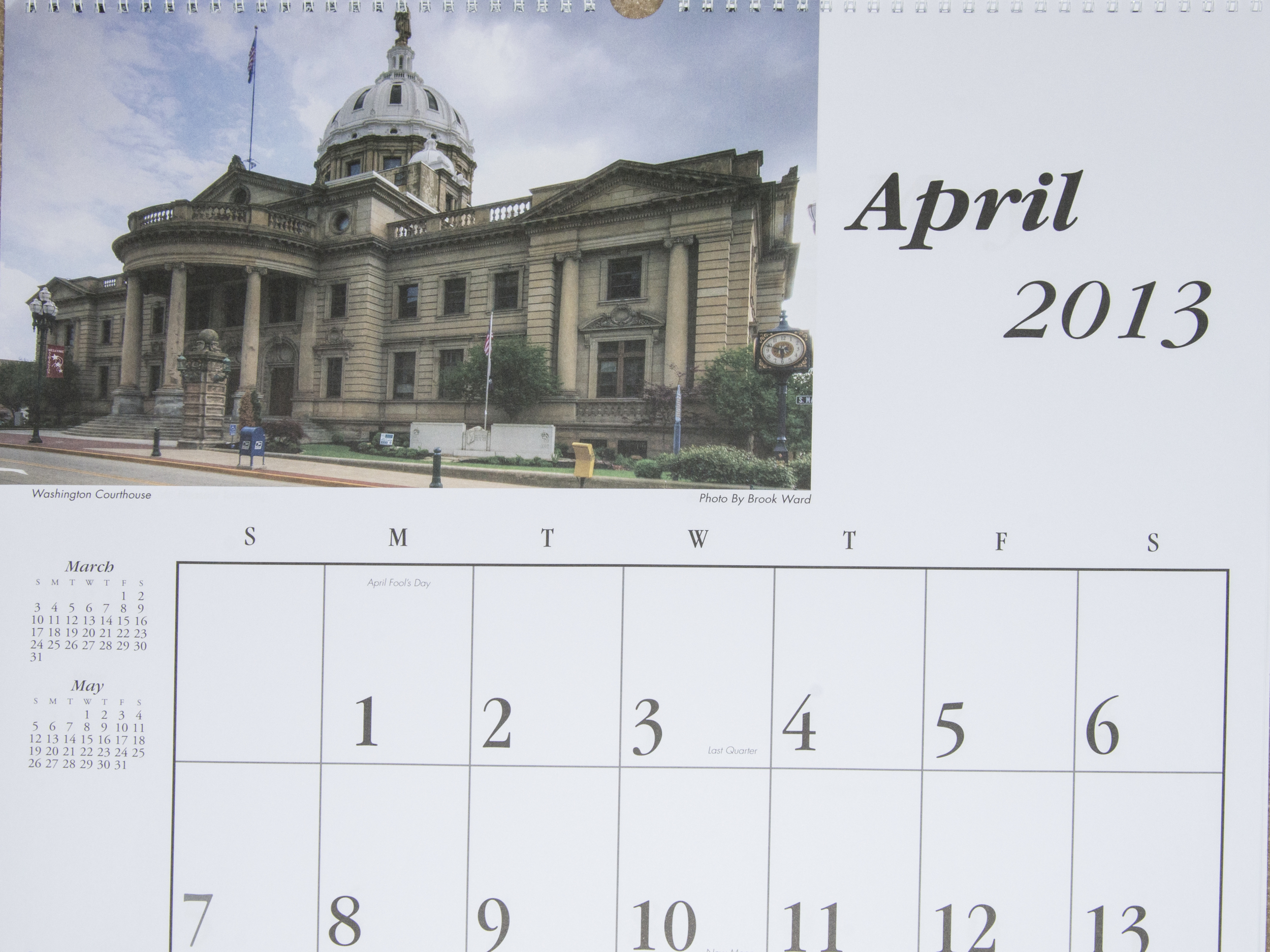 April 2013 - Washington County Court House