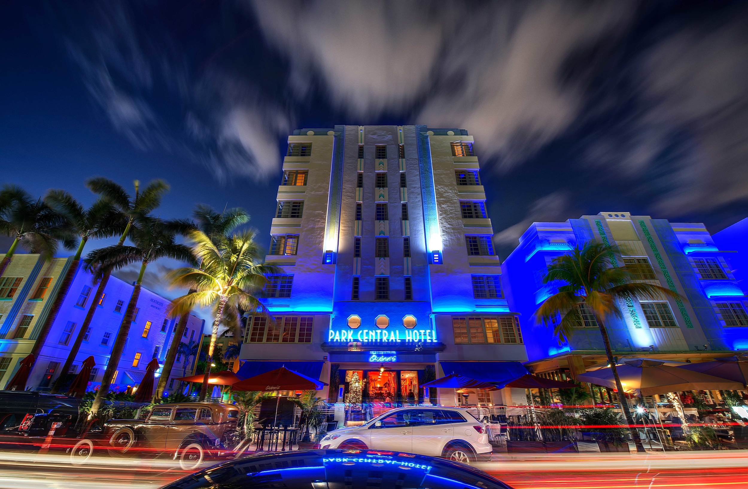 Park Central Hotel in South Beach
