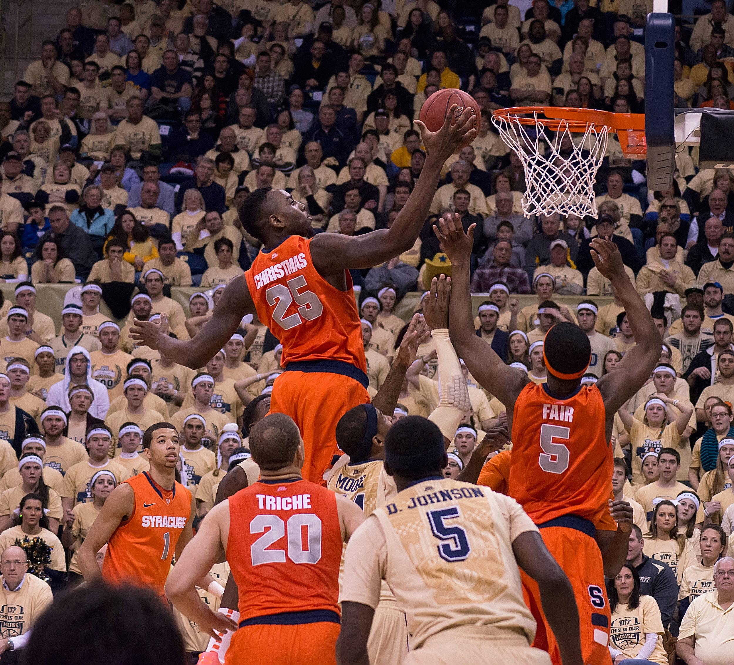 Syracuse vs. Pitt