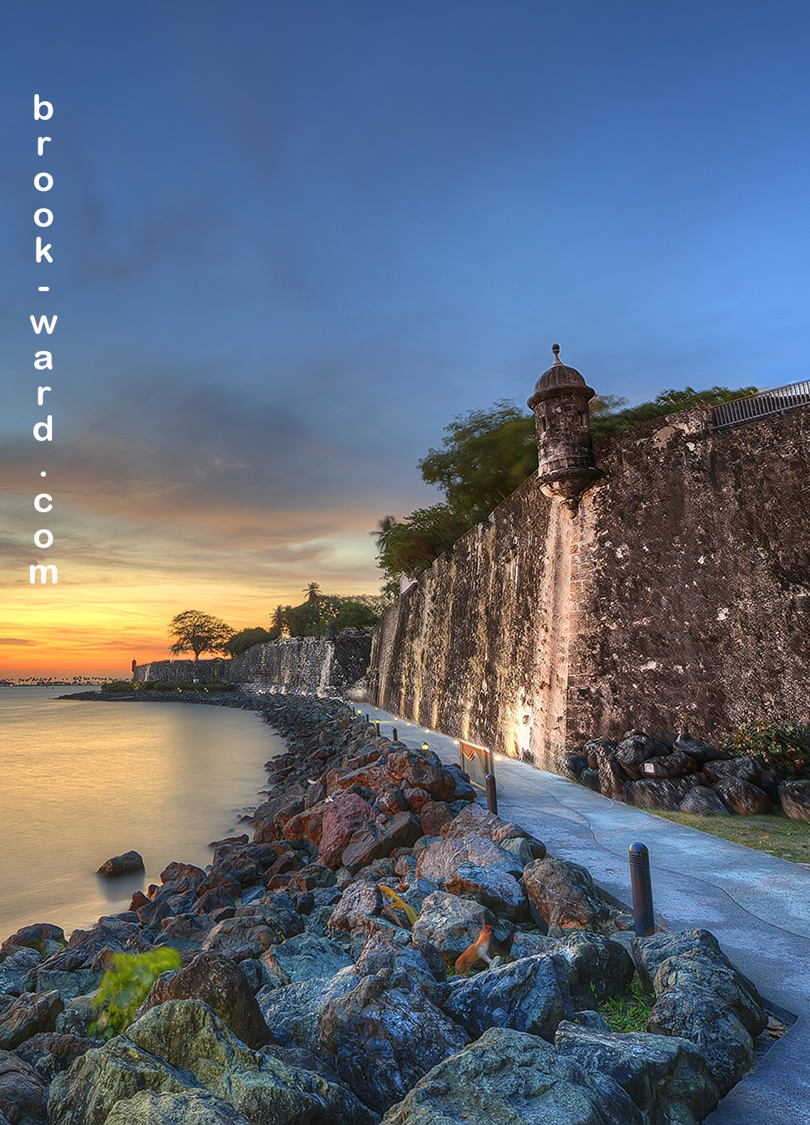 Old San Juan Fort - iPhone.jpg