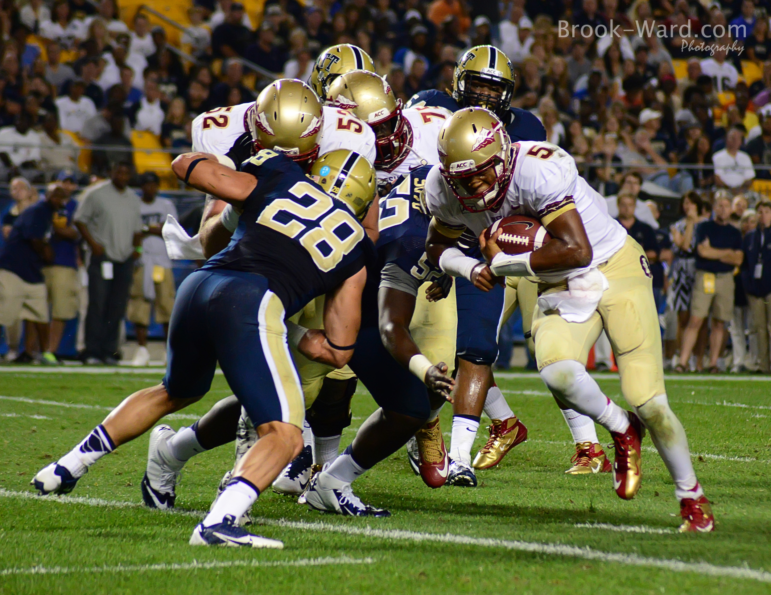 24901 Pitt vs FSU Football 2013.JPG