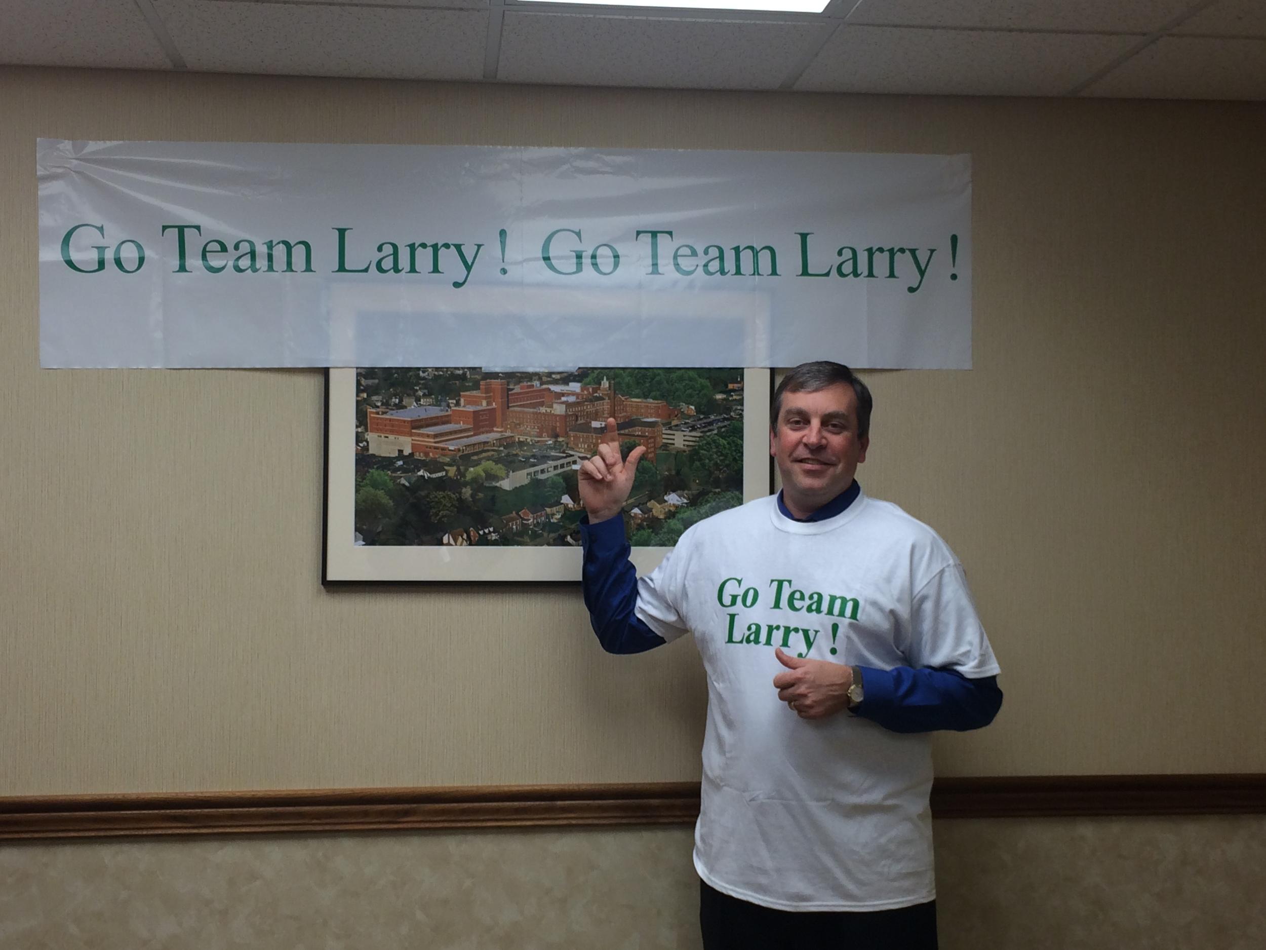 Go Larry!!!