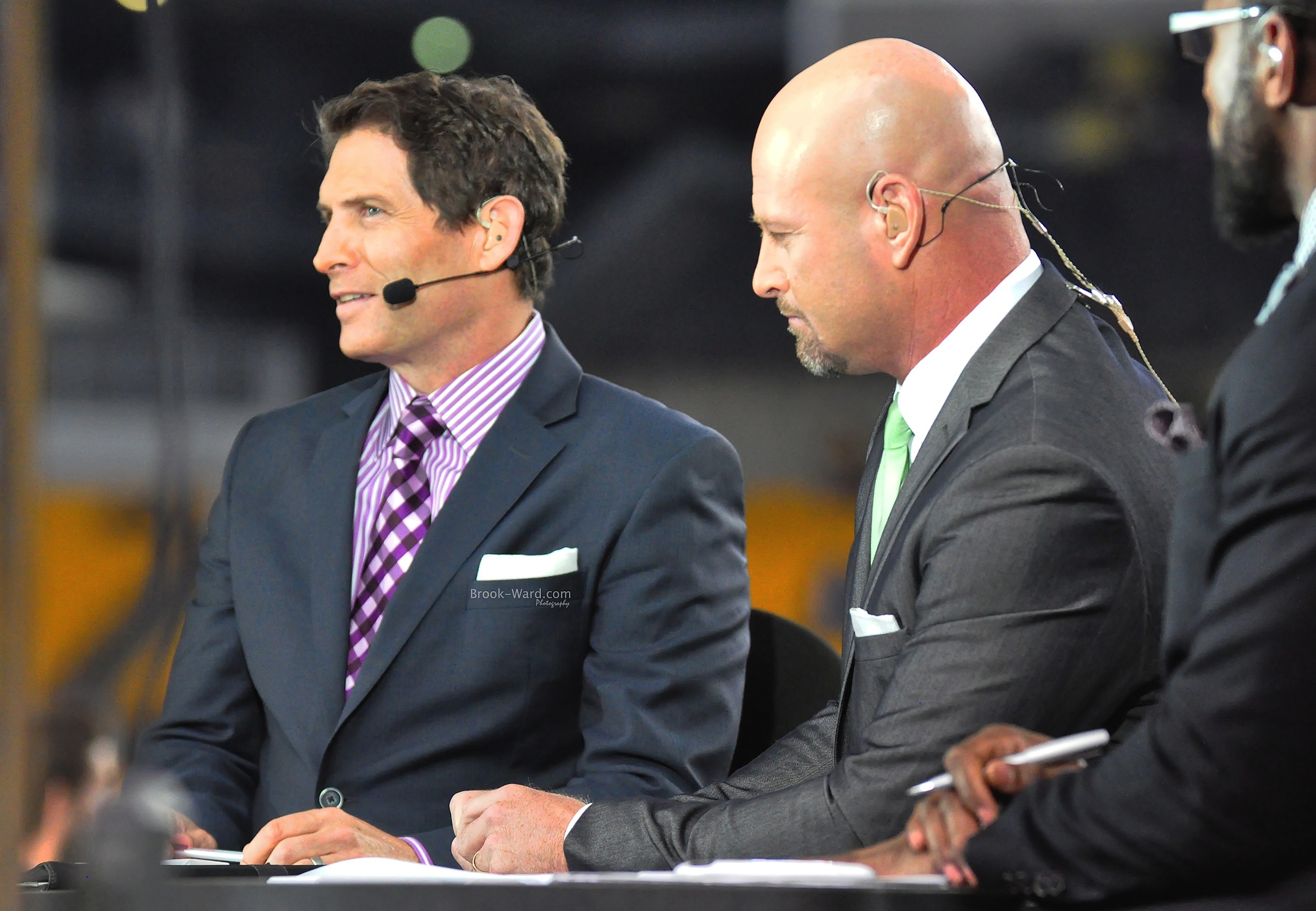 Steve Young and Trent Dilfer