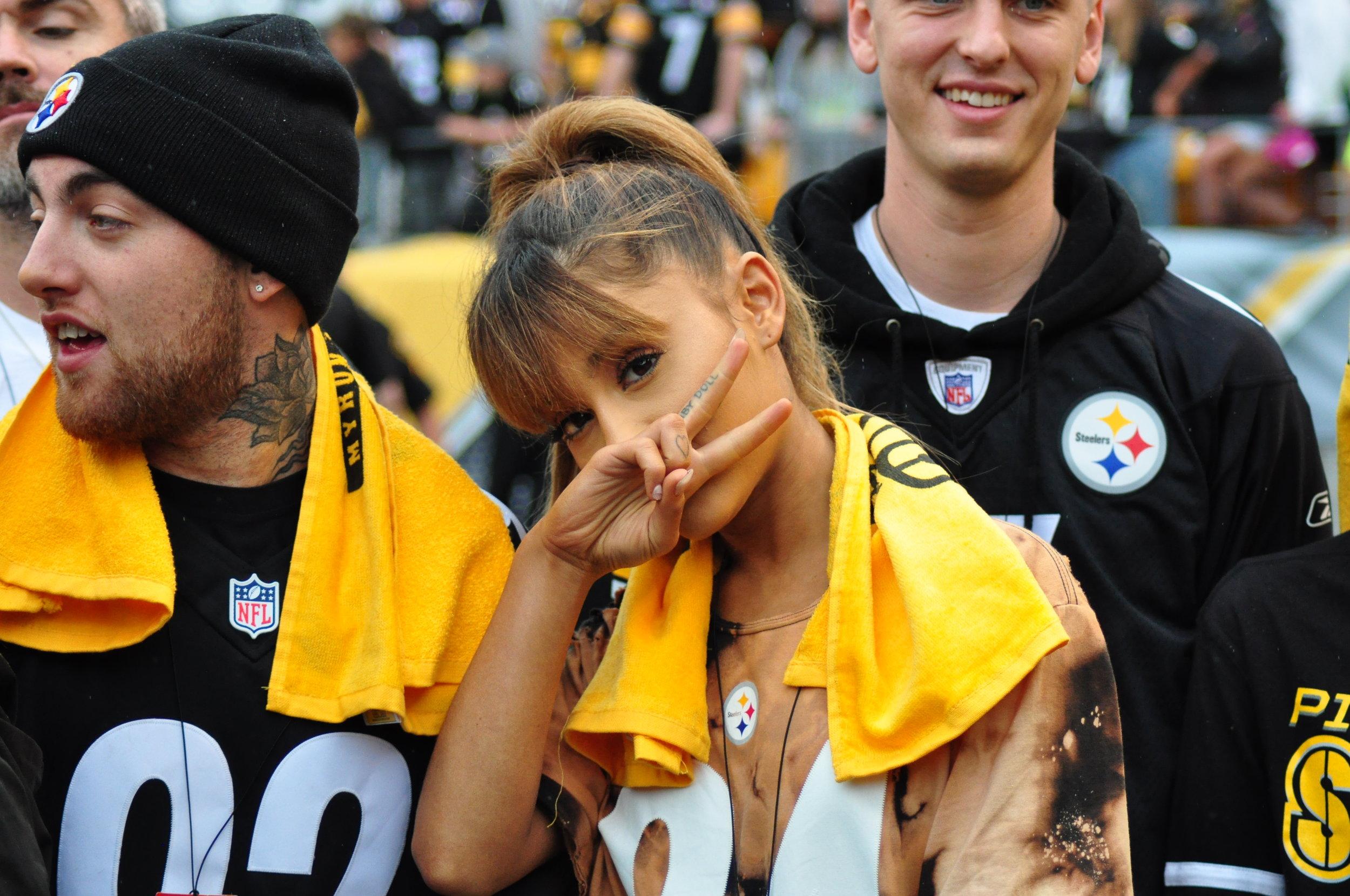 Ariana Grande & Mac Miller