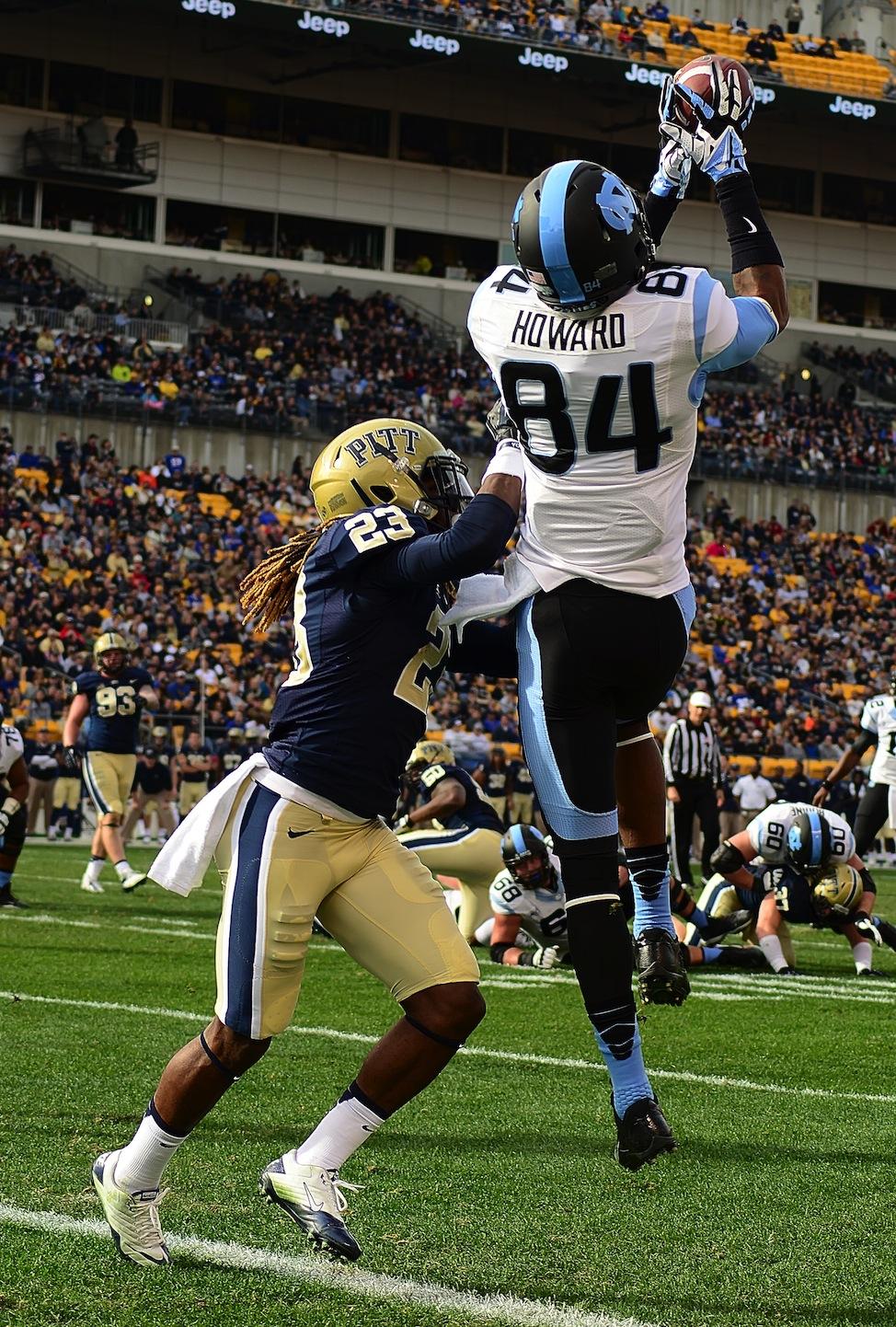 Pitt vs. UNC