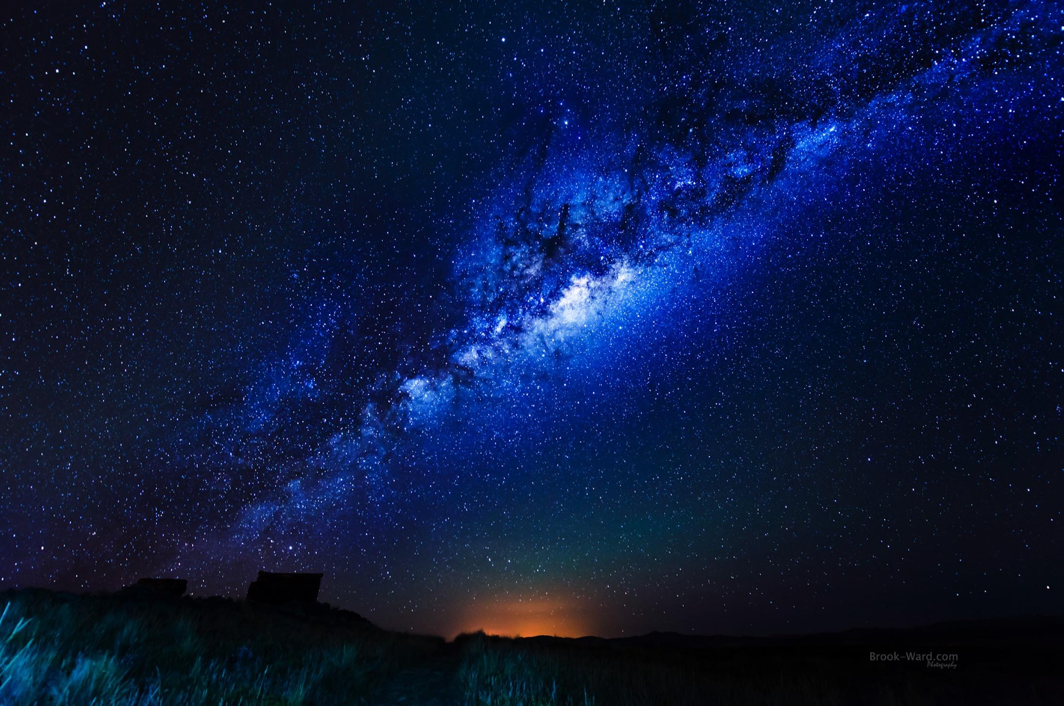 Milky Way from Peru