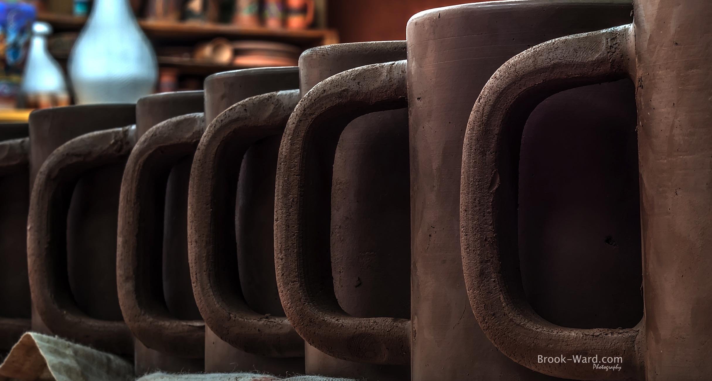Pottery (Made In Peru)