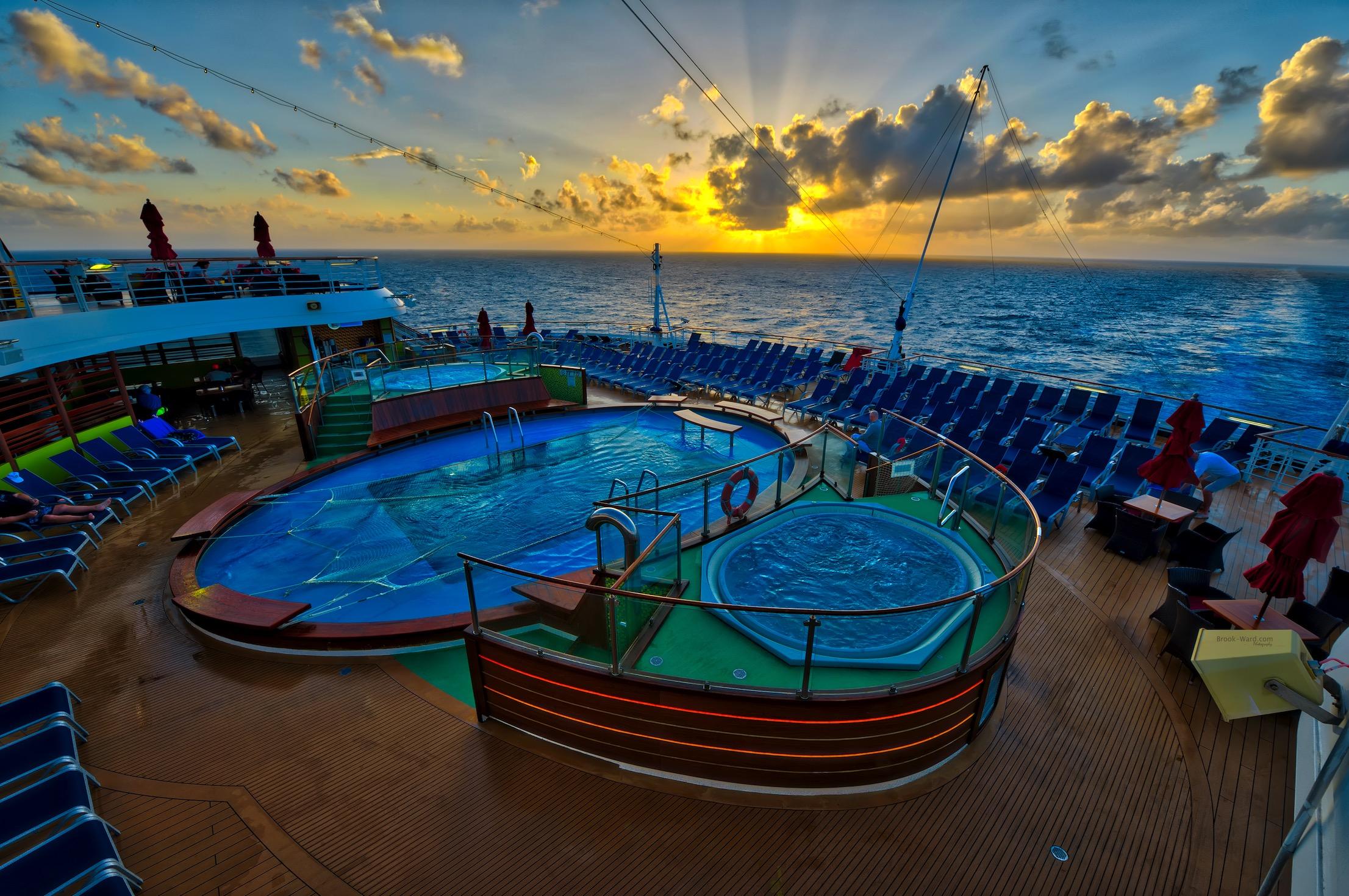 Carnival Cruise Pool