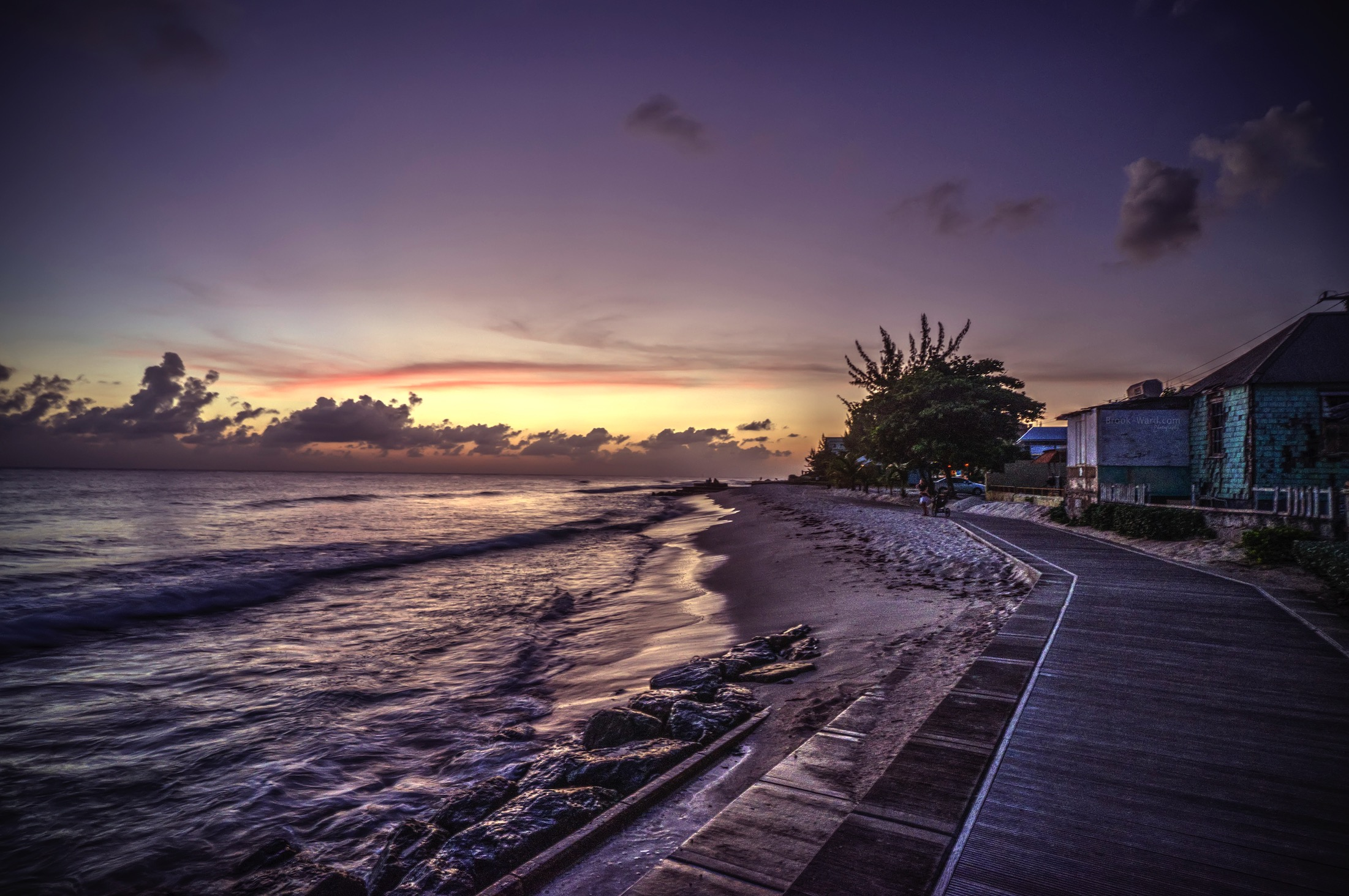 Barbados Sunset