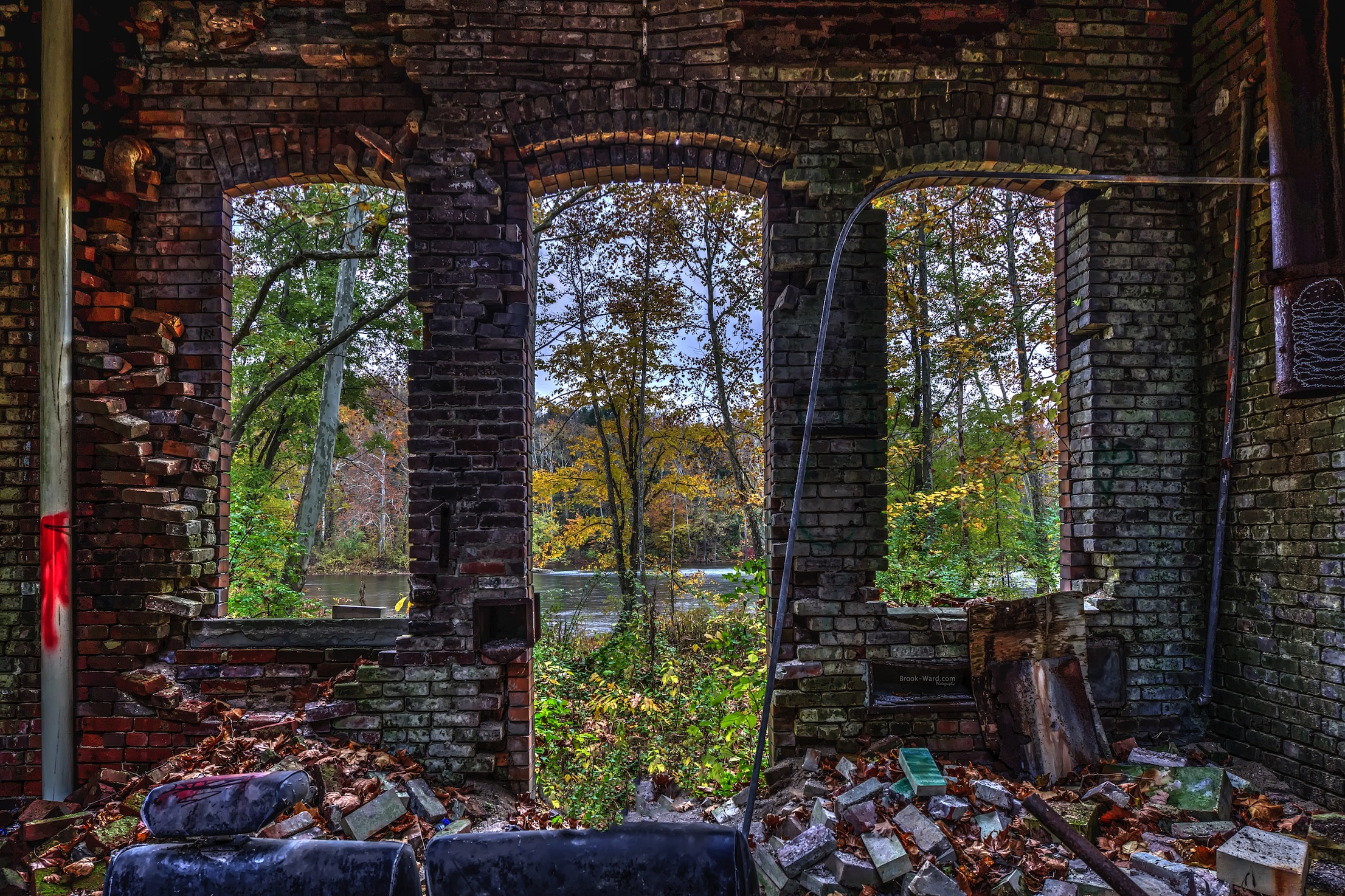 Abandoned Distrillery