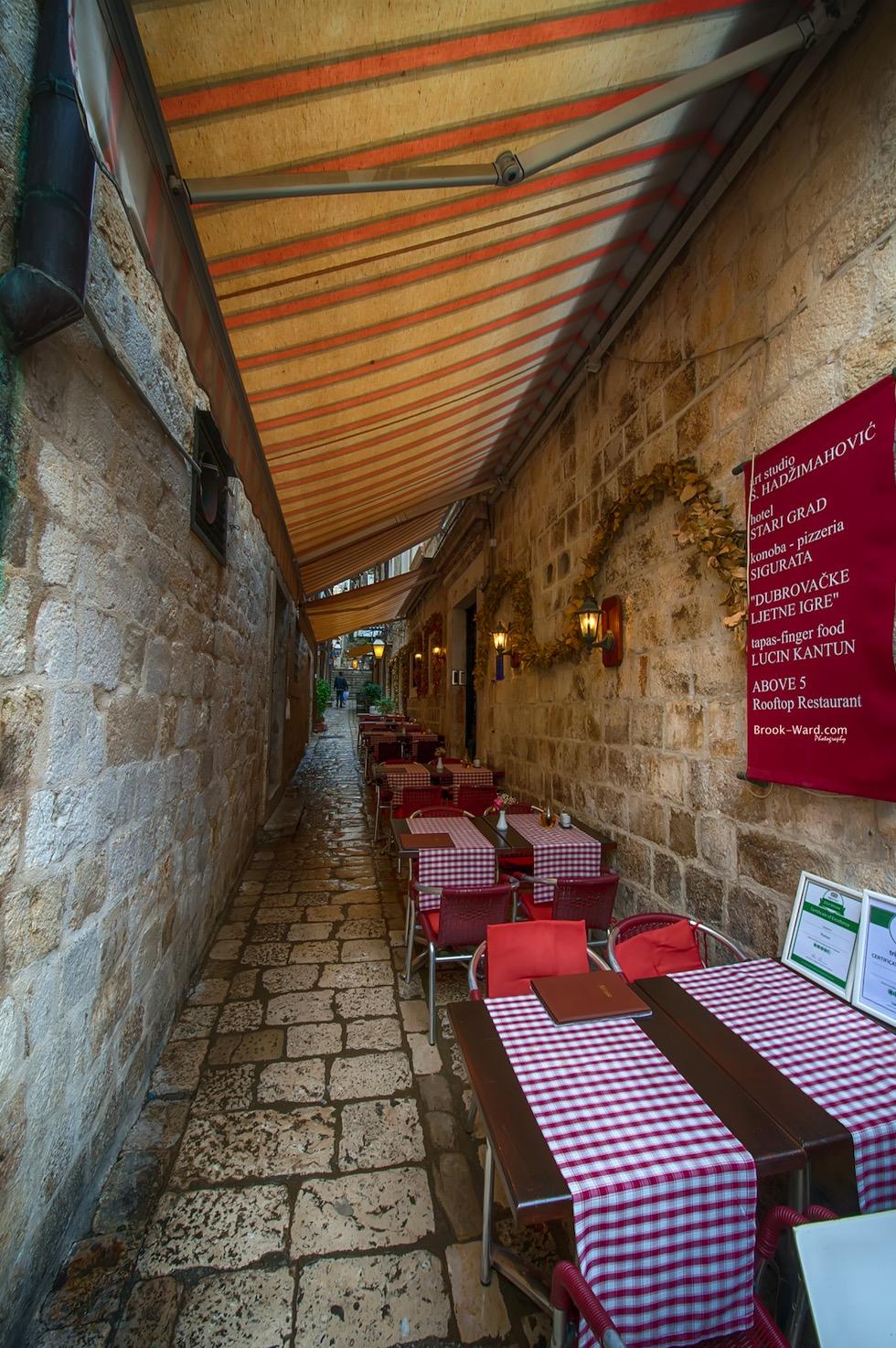 Dubrovnik Cafe