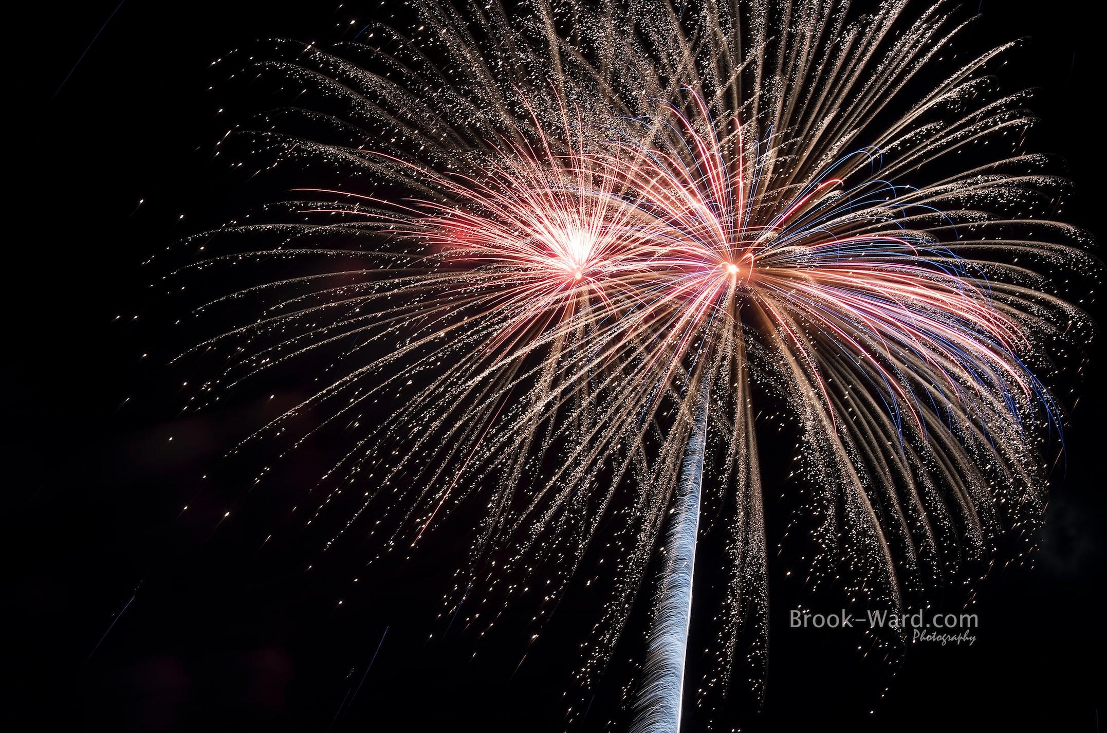Canonsburg Fireworks
