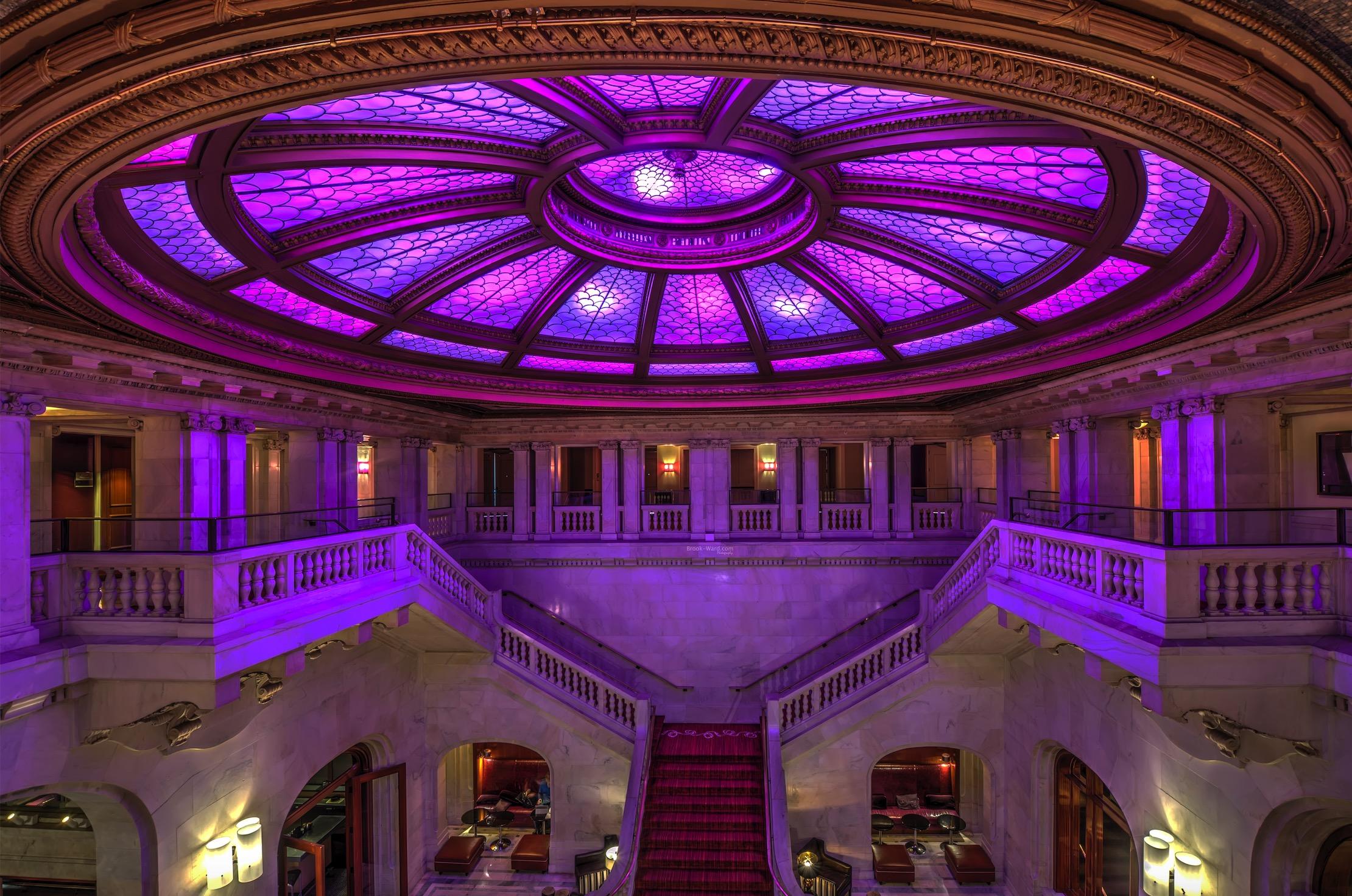 Renaissance Hotel Ceiling