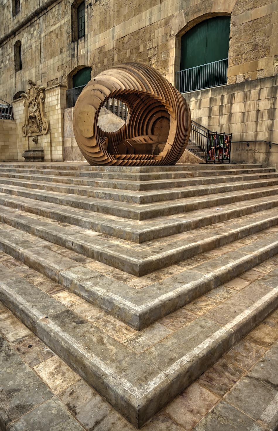 Malta Sculpture