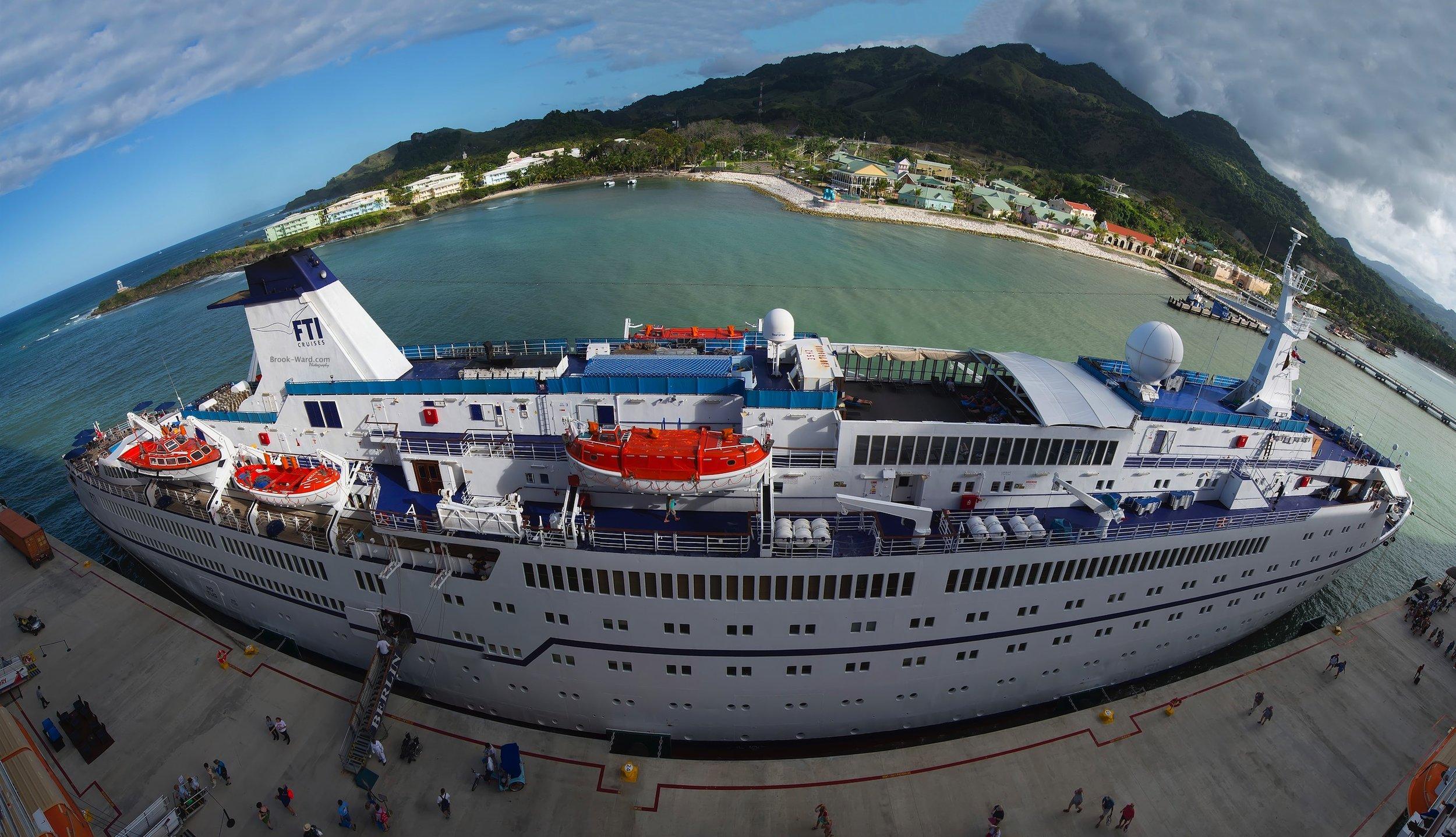 FTI Berlin Cruise Ship