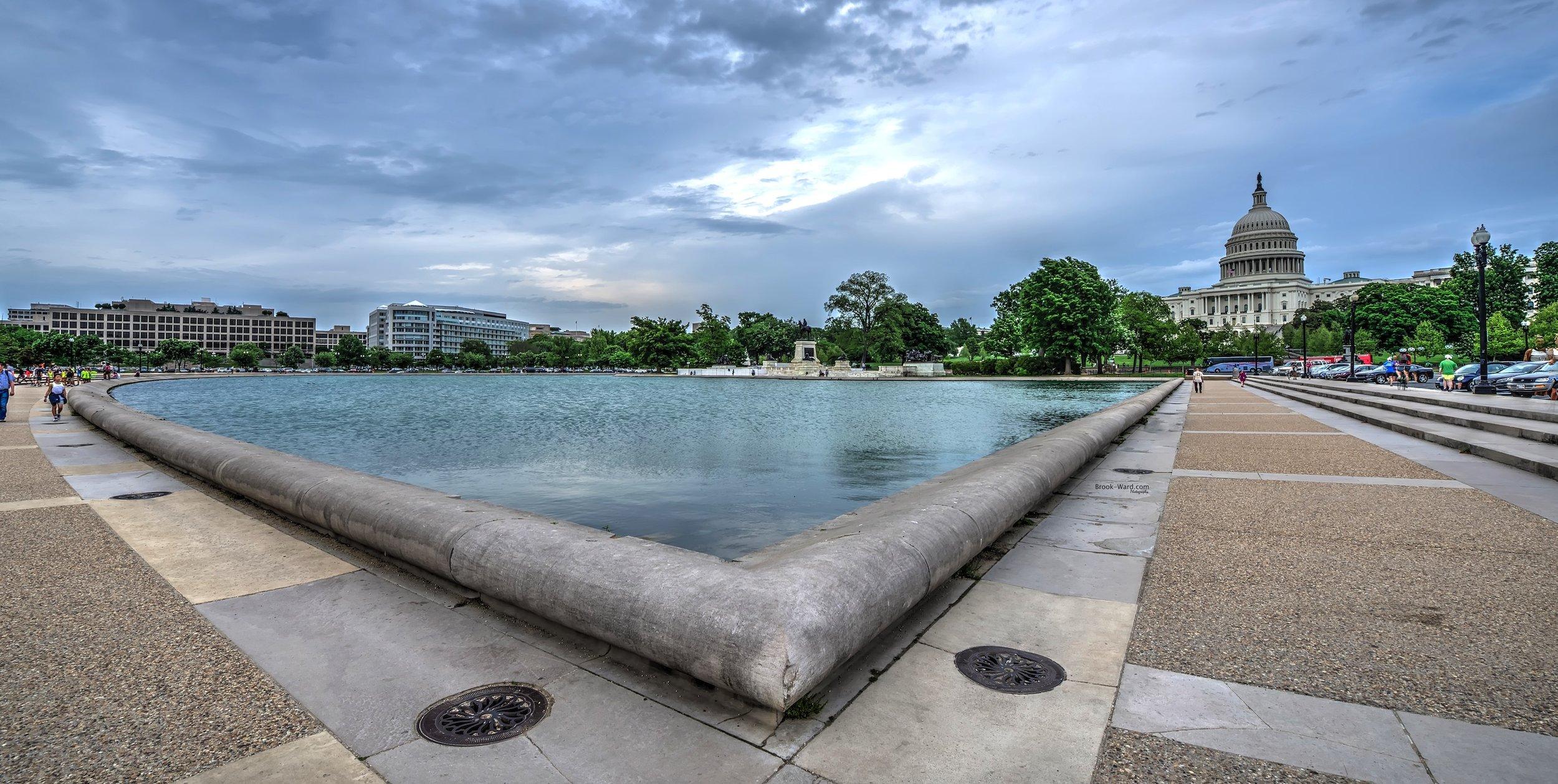 Capital Reflecting Pool