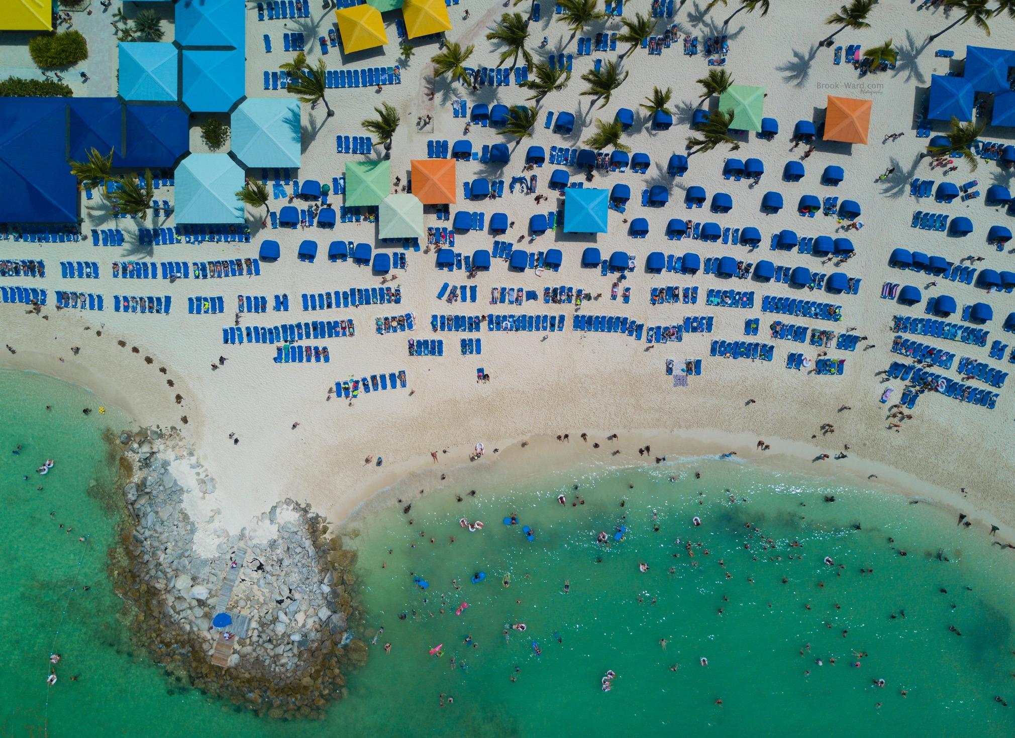 Princess Cay Beach