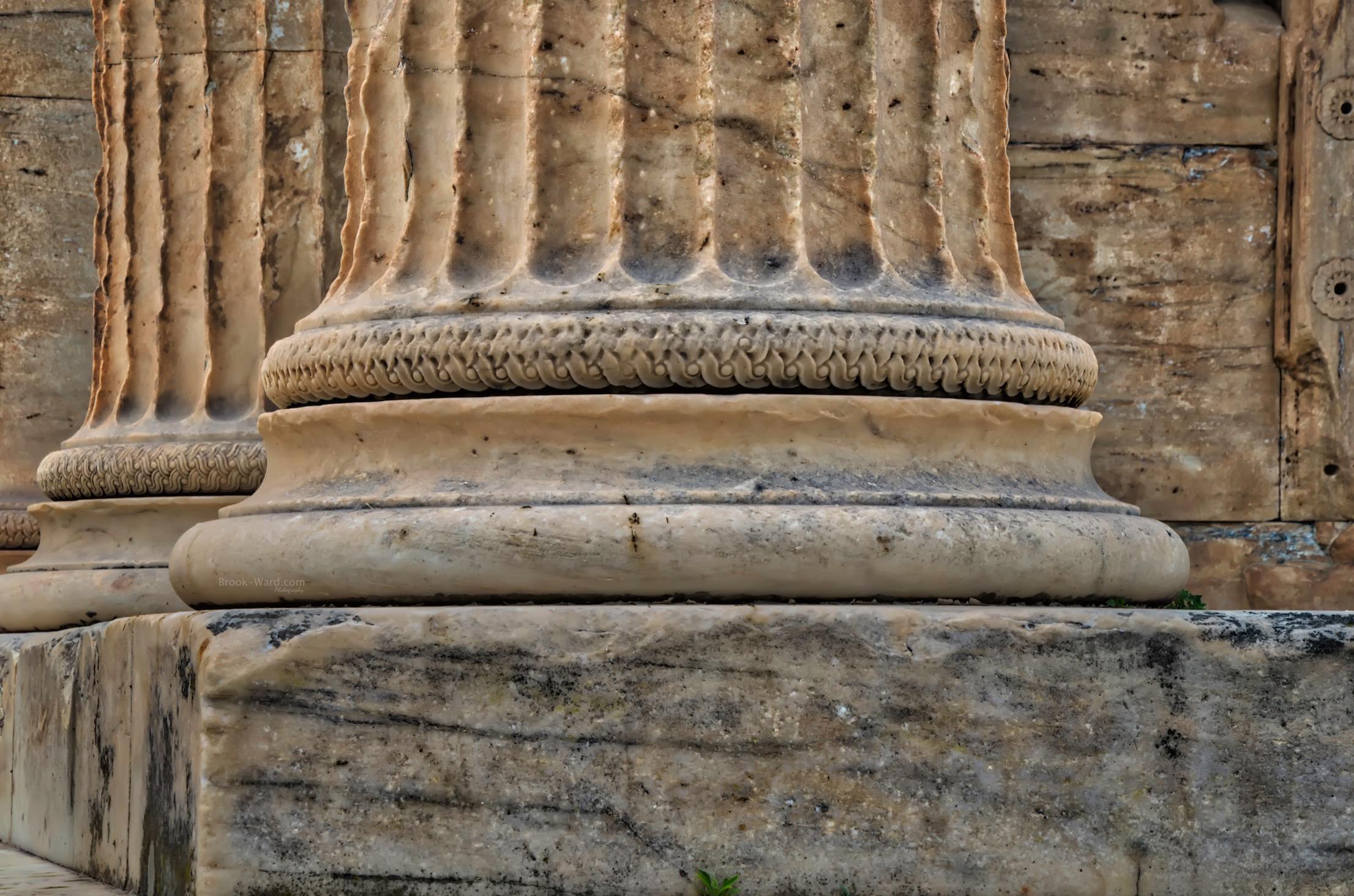 Erectheion Column