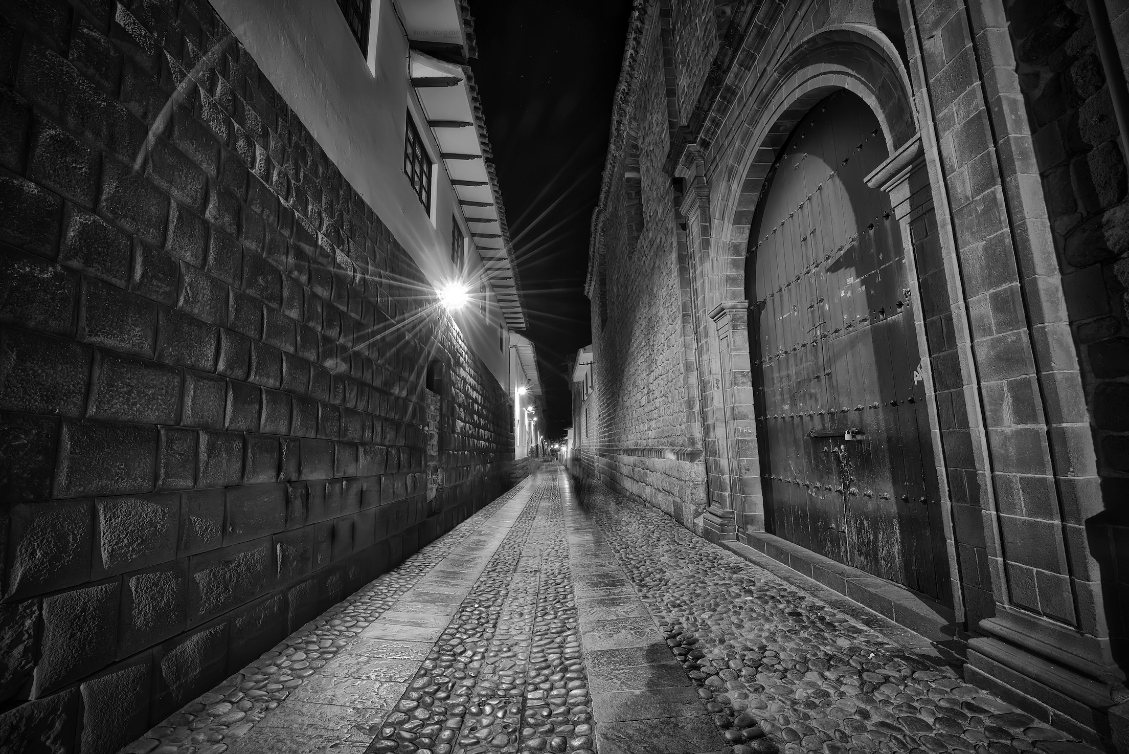 Cusco Alley
