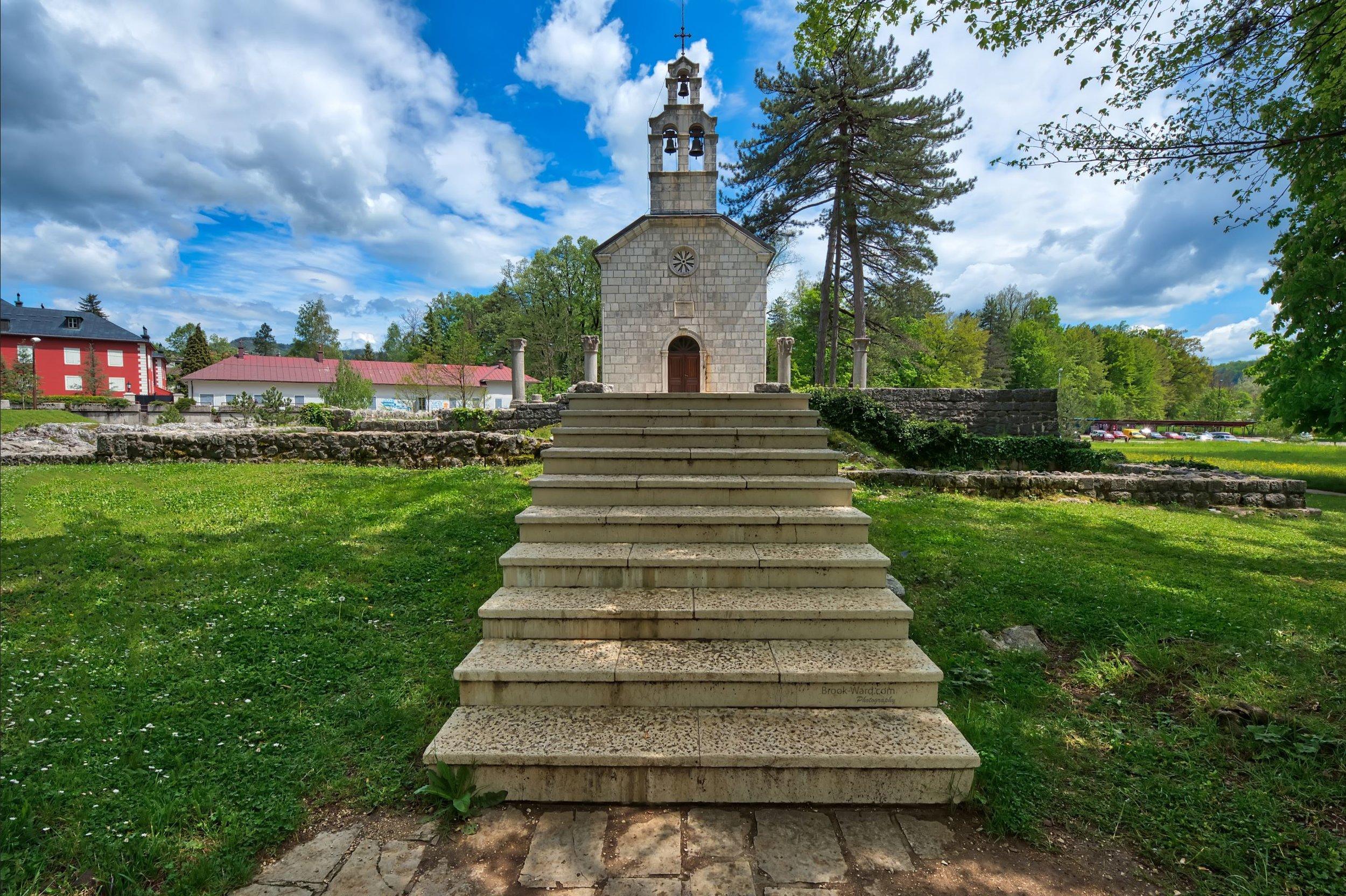 Montenegro Tiny Chapel