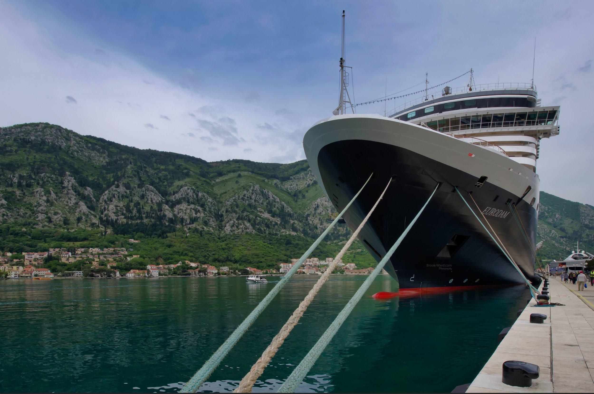 Eurodam in Montenegro