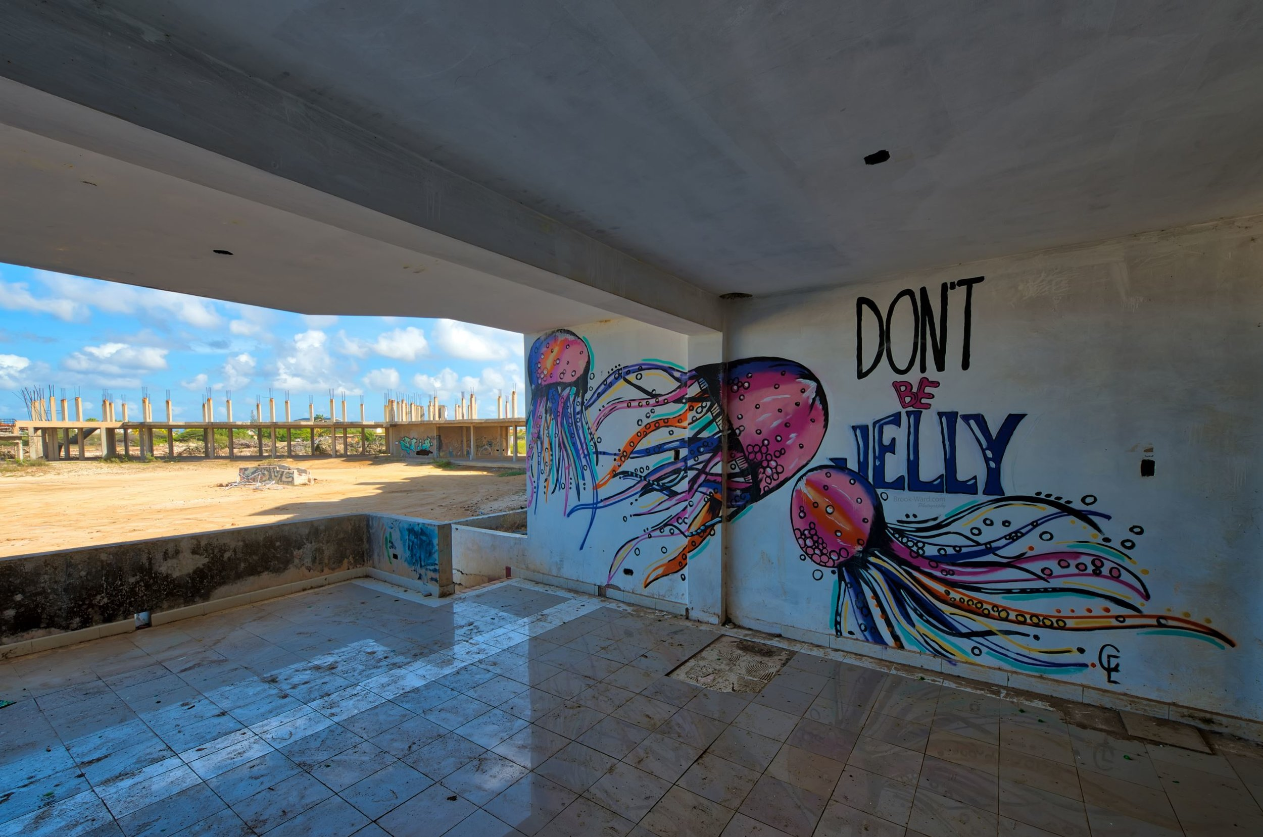 Don't Be Jelly - Bonaire