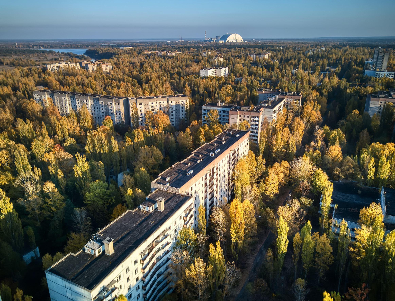 Chernobyl By Air