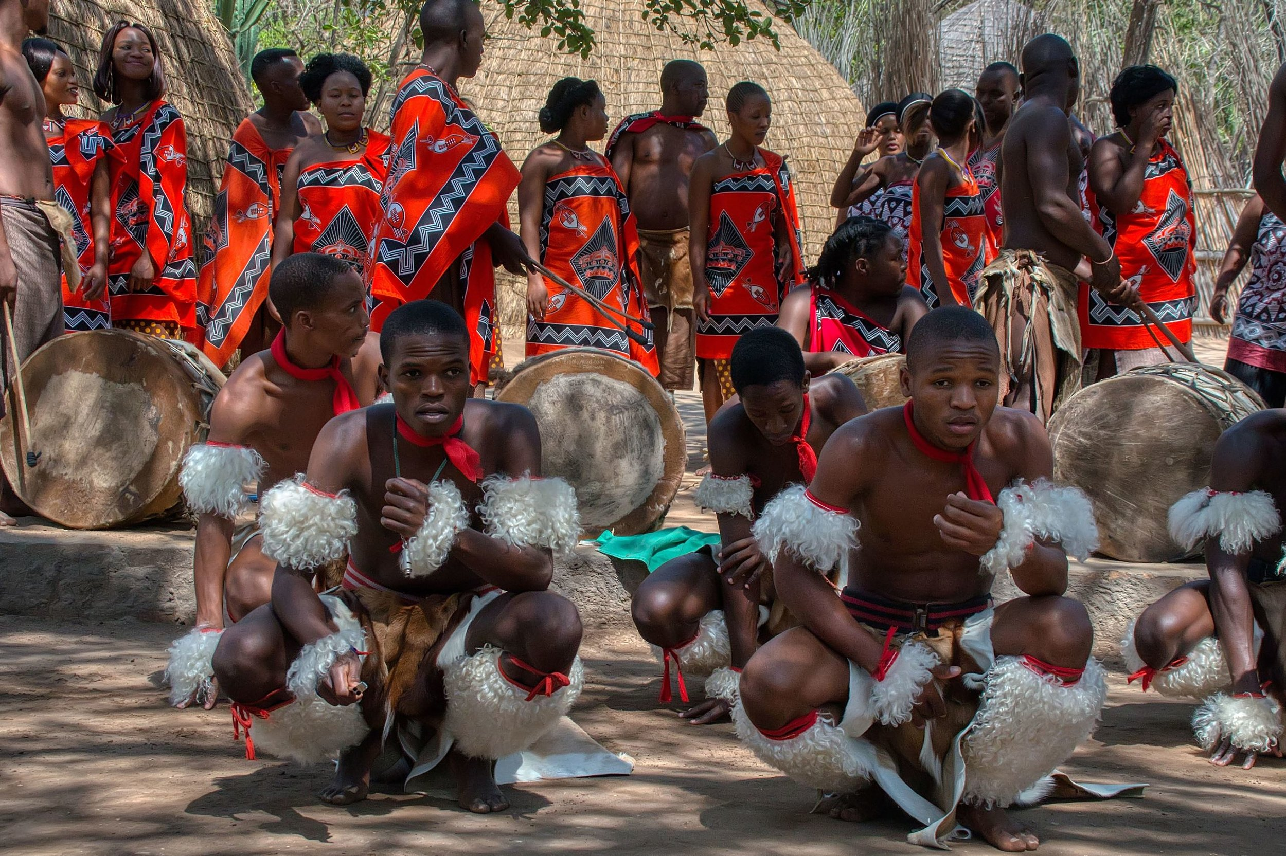 Swazi - Not Part of South Africa