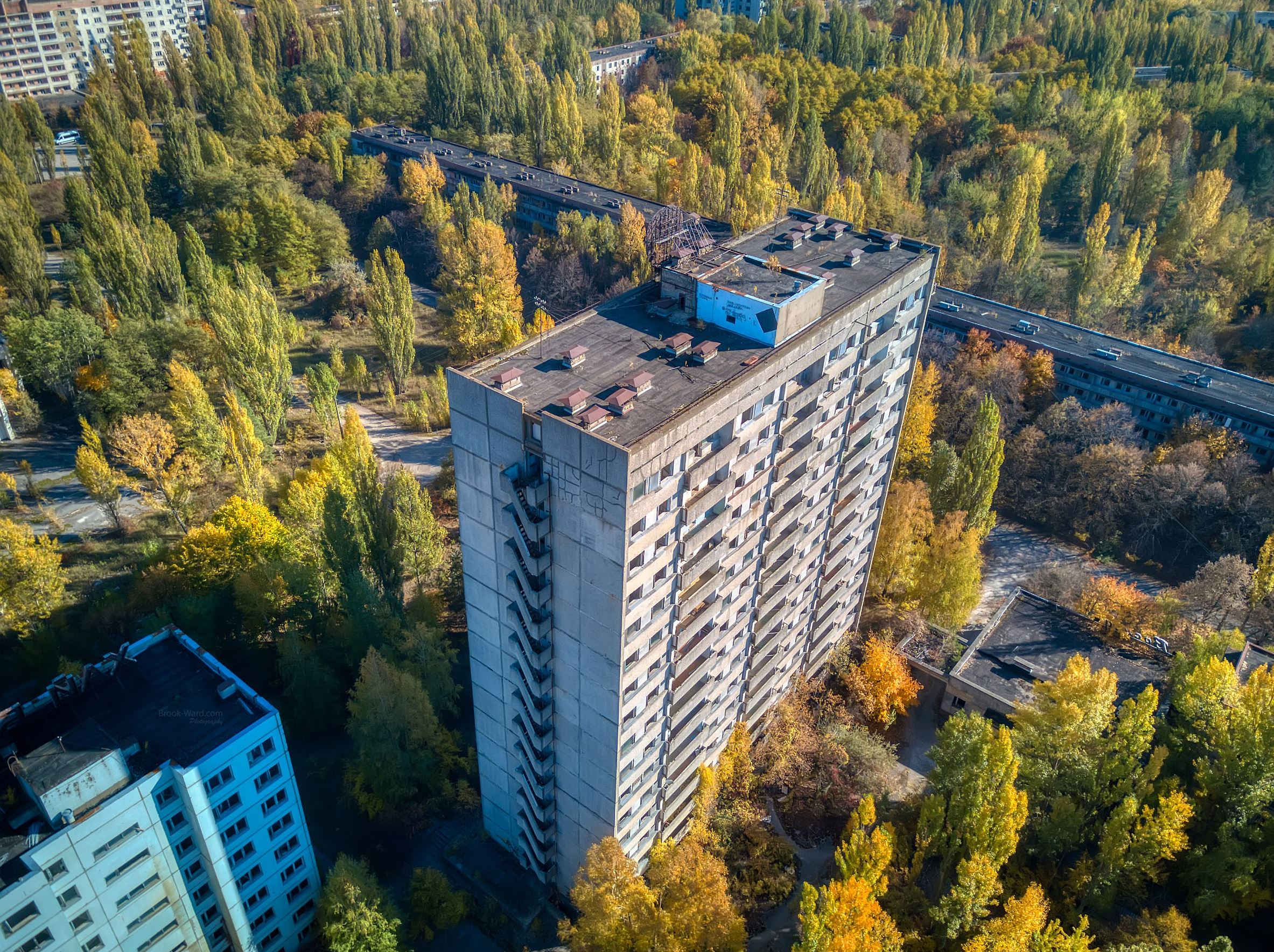Pripyat Apartment Building