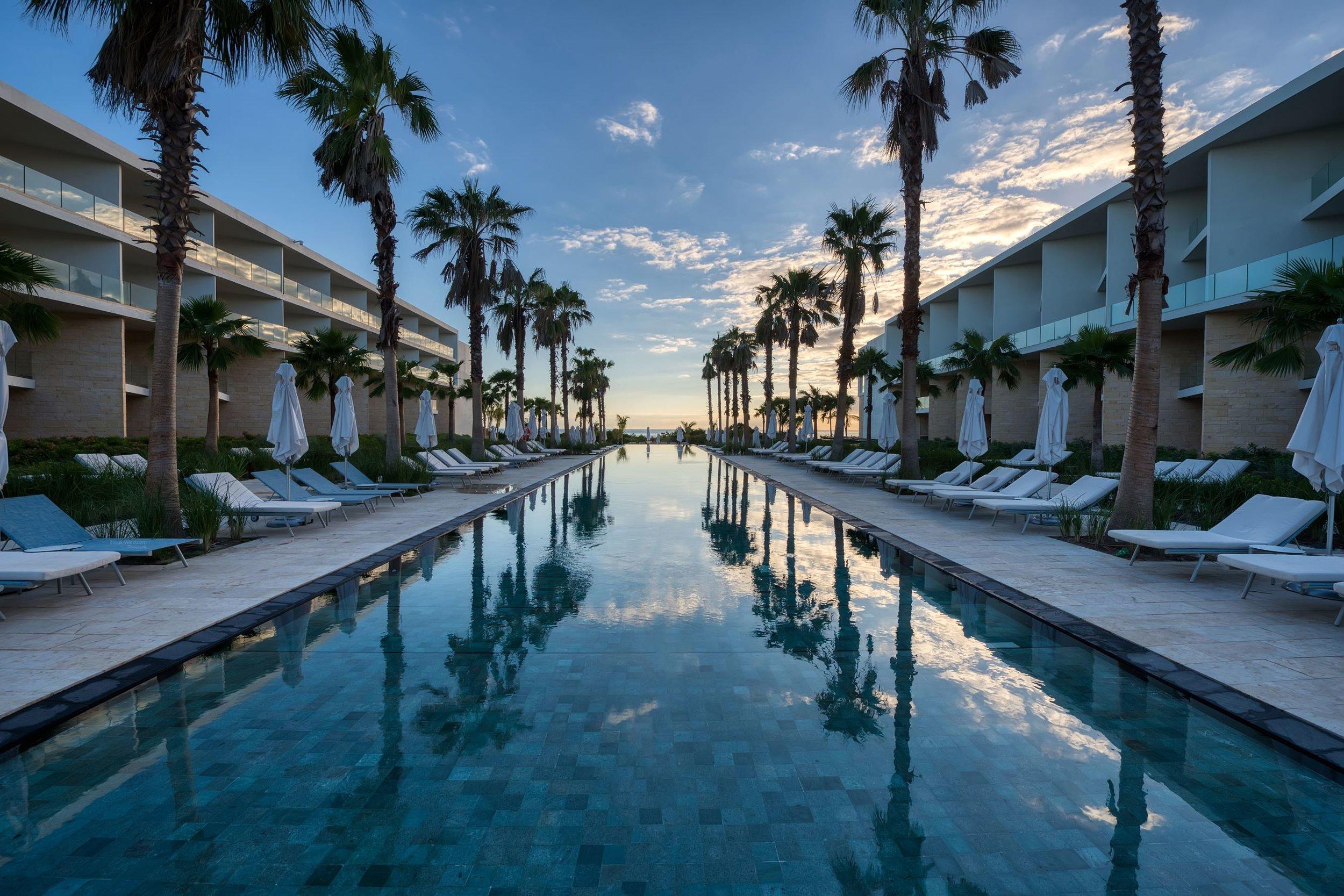 Grand Palladium Pool - Cancun