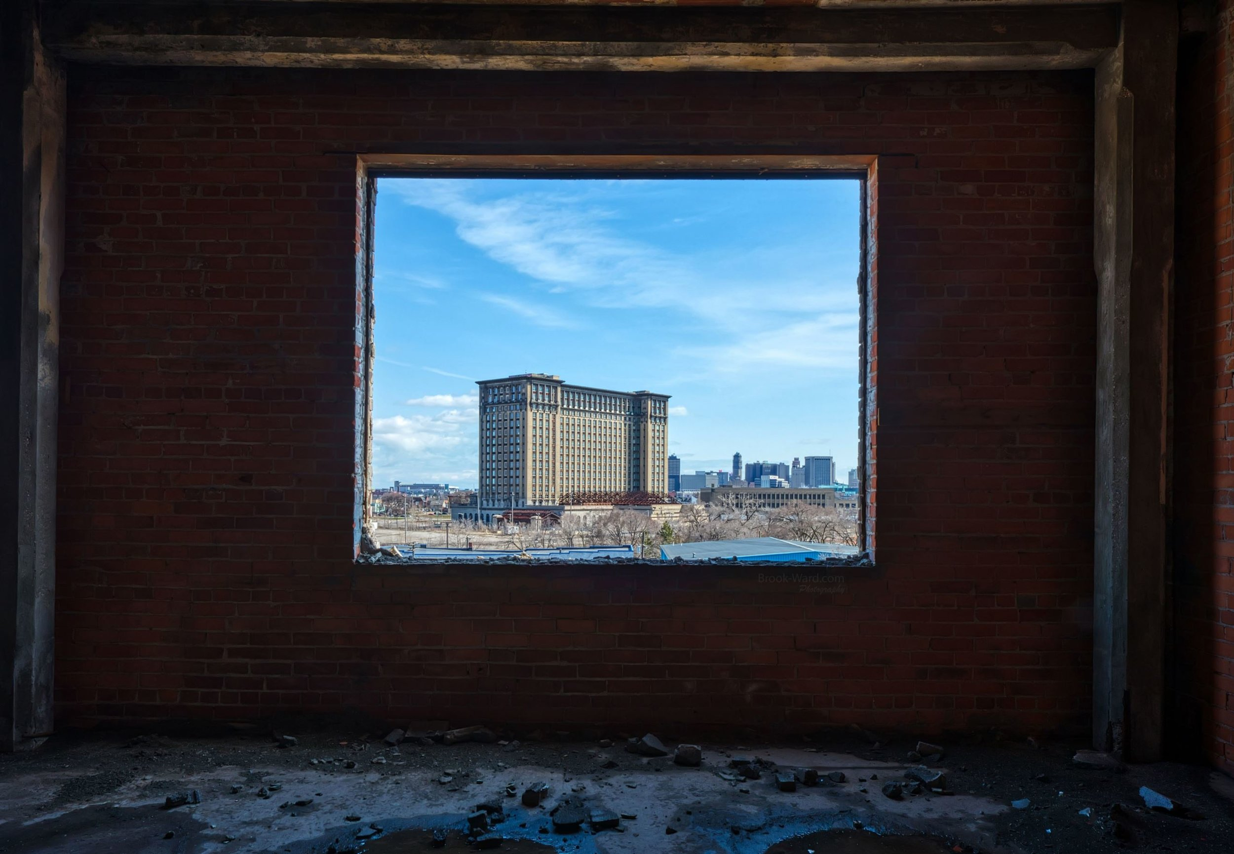 Detroit Window