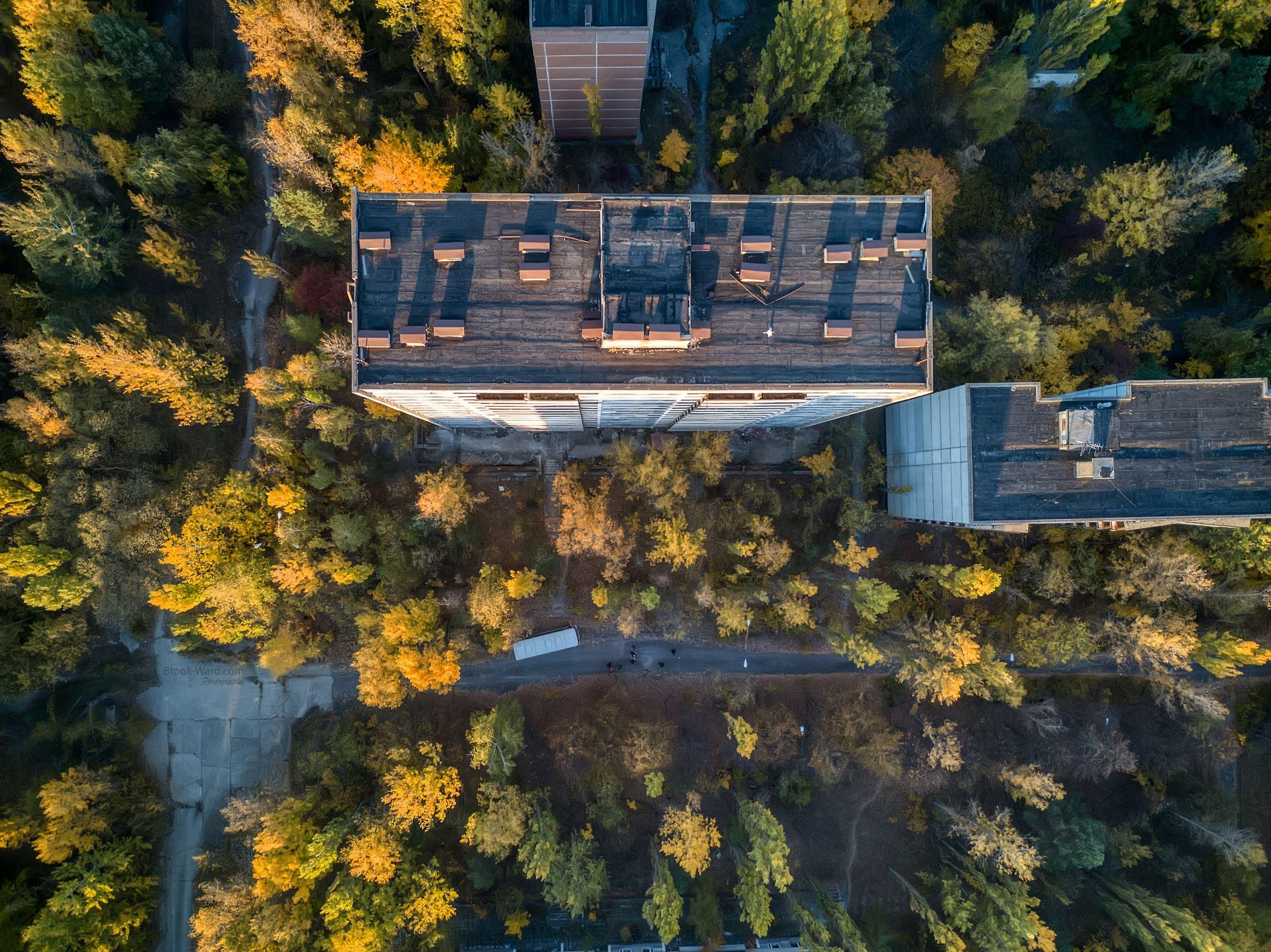 Pripyat Apartment Building
