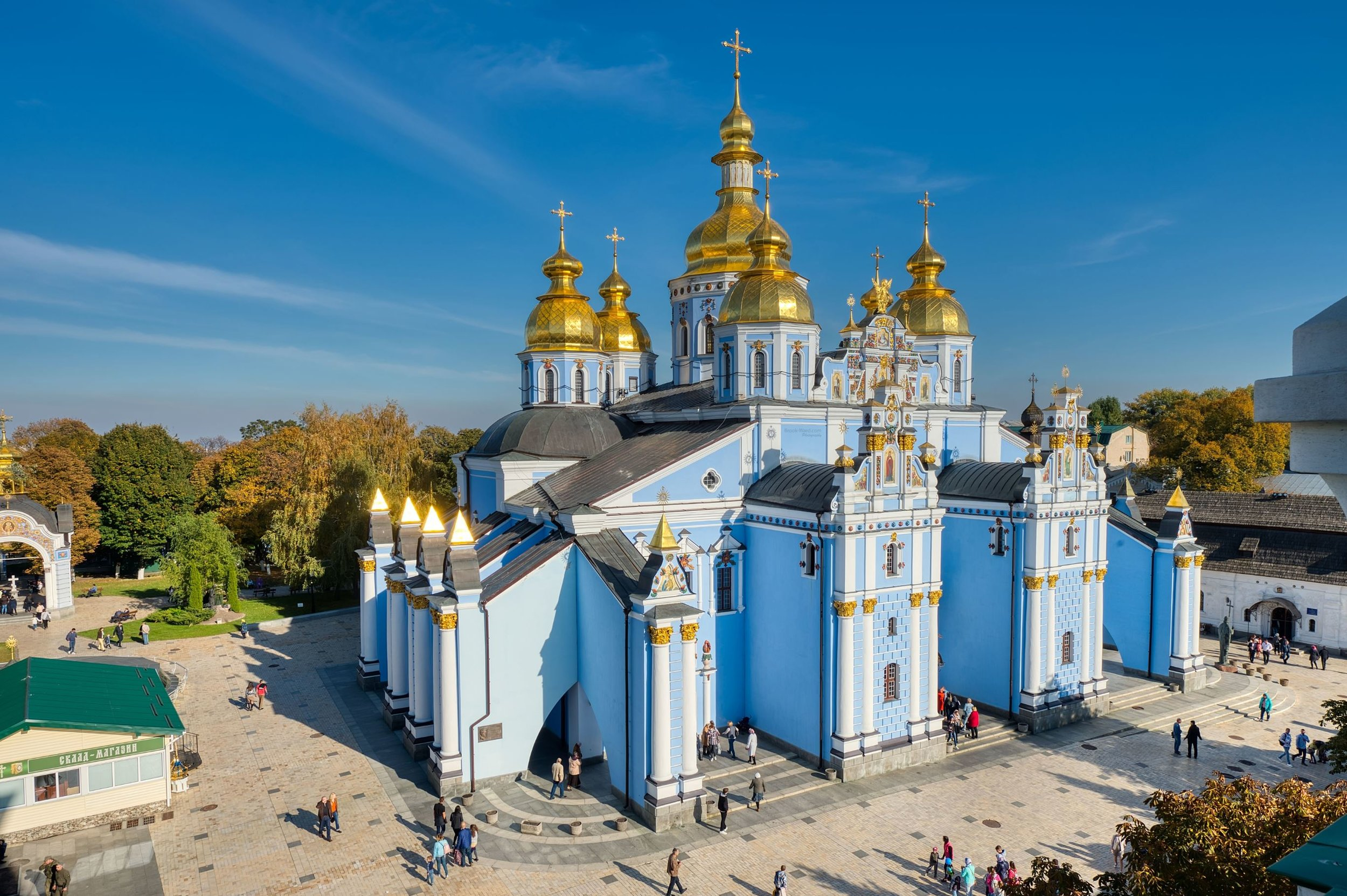 St. Michael's Golden-Domed Monastery - Kiev