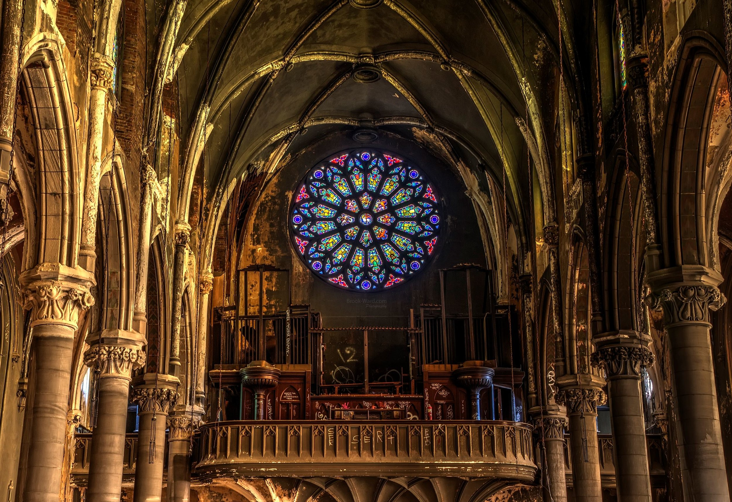 Stained Glass - Pittsburgh