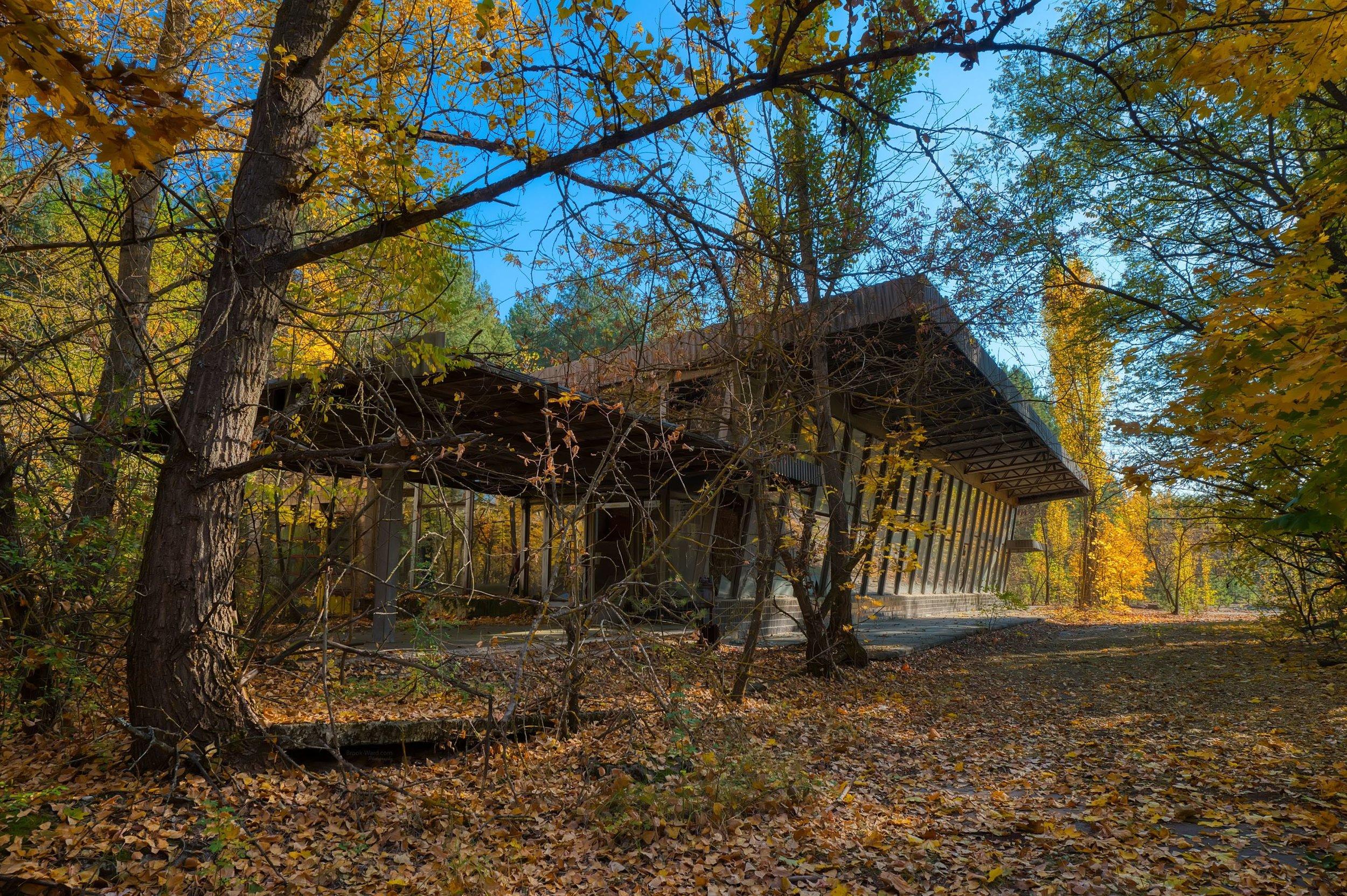 Chernobyl Bus Station