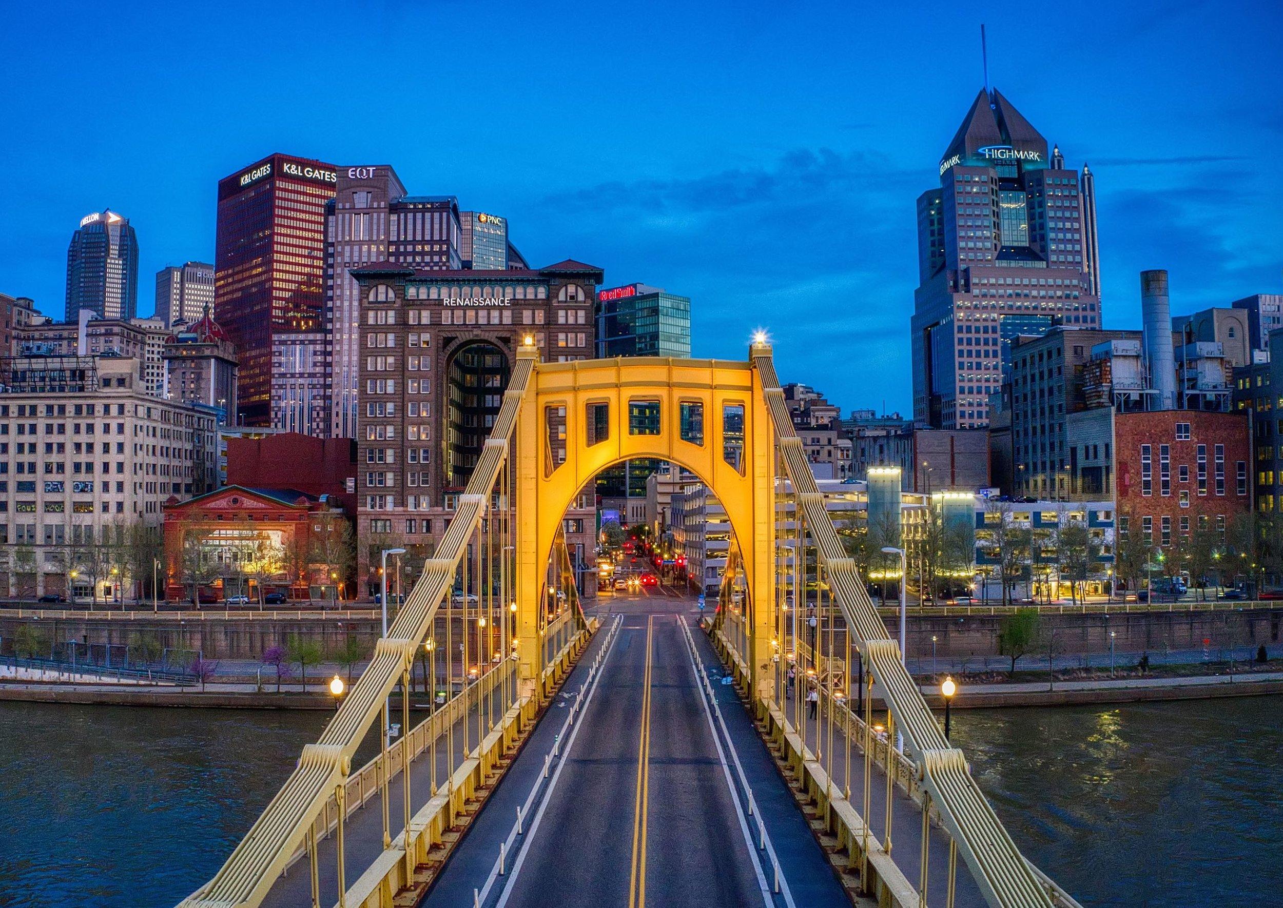 6th Street - Pittsburgh