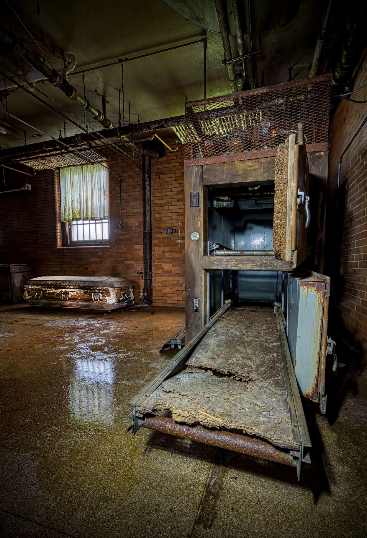Morgue - Trans Allegheny Lunatic Asylum