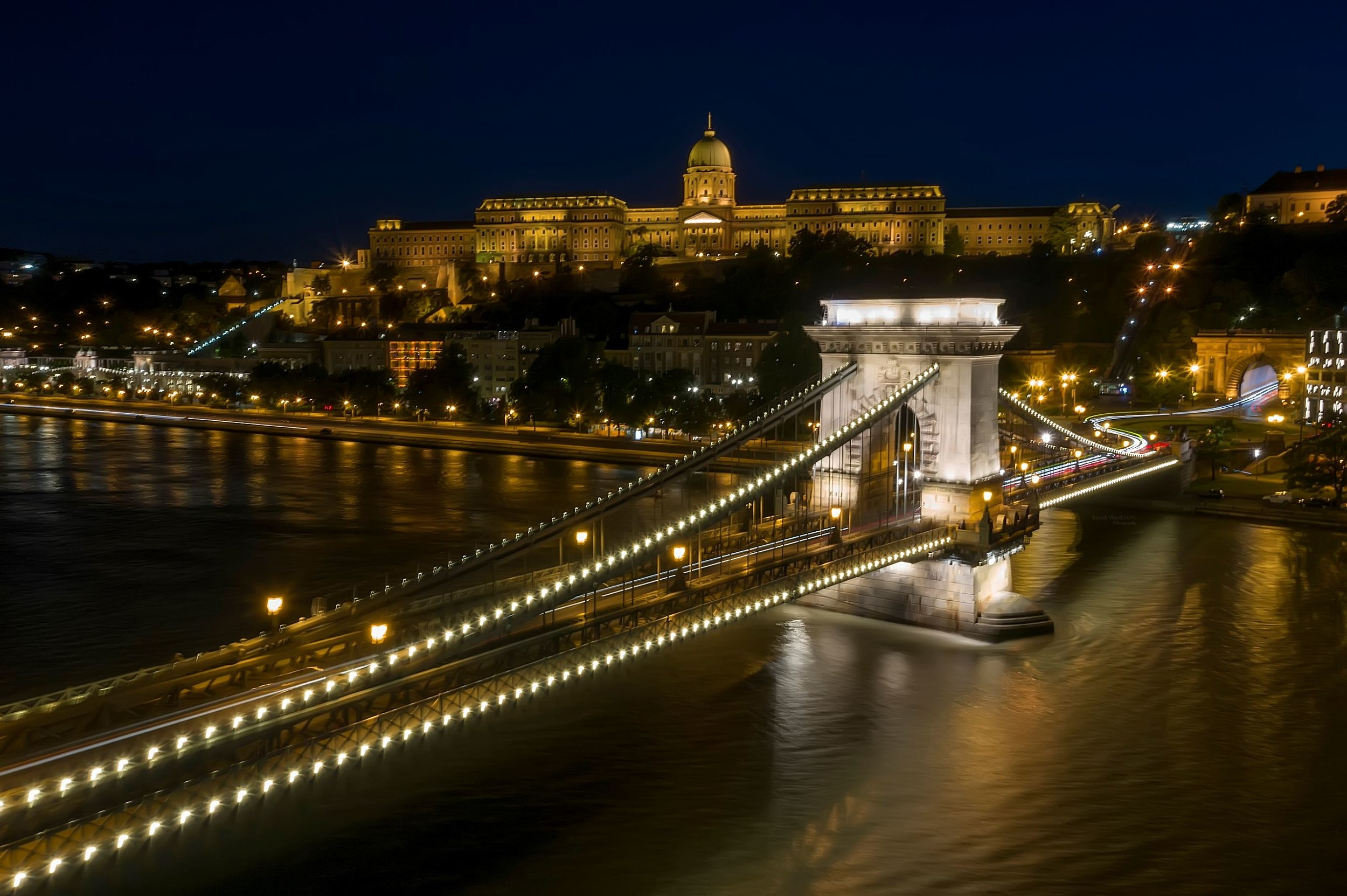 Budapest - Szechenyi Chain Bridge