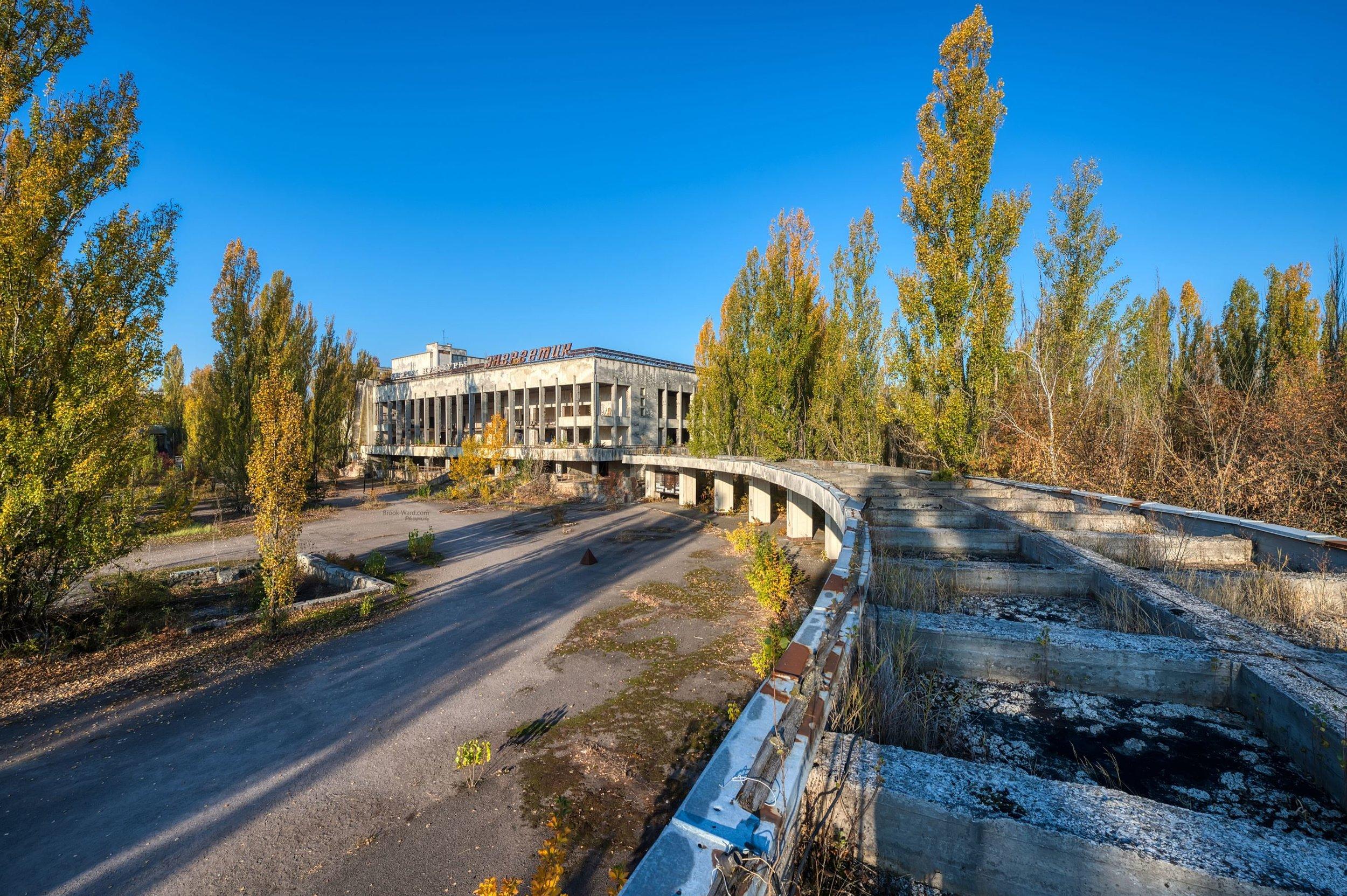 Pripyat Cultural Center - Chernobyl