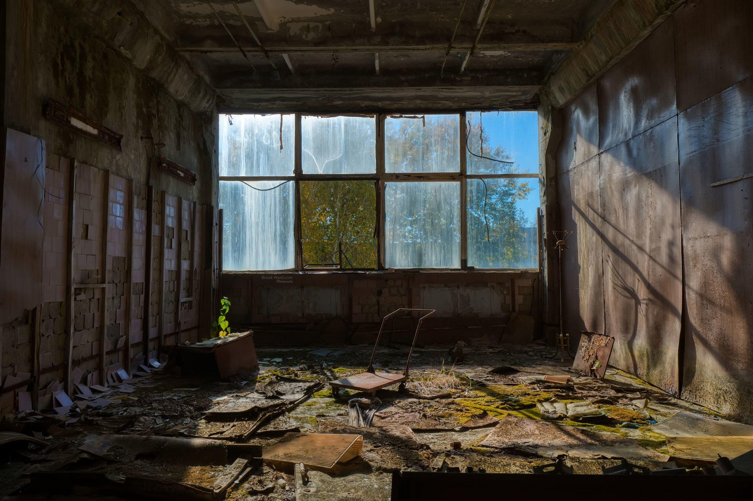 Chernobyl Factory